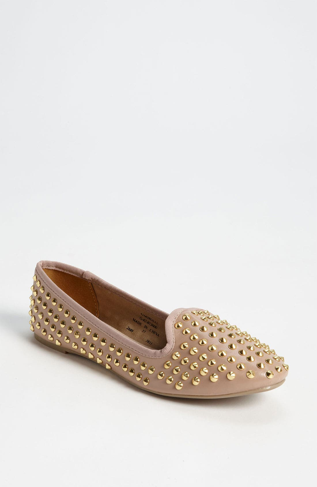 Alternate Image 1 Selected - Topshop 'Maveriq' Flat