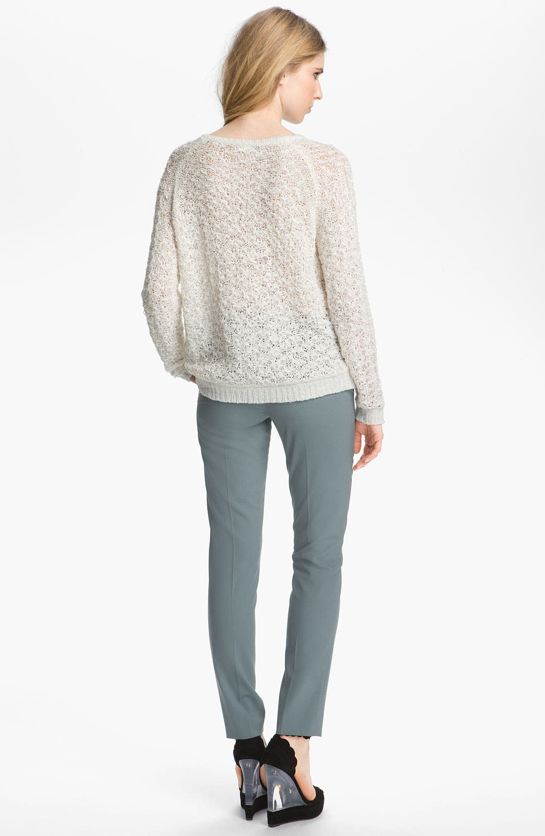 Alternate Image 4  - Theyskens' Theory 'Konzo Yulle' Sweater