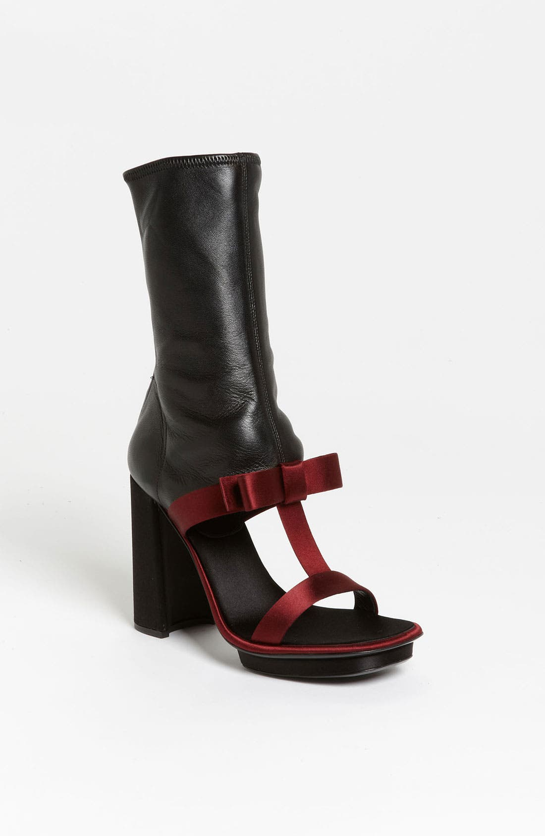 Alternate Image 1 Selected - Prada T-Strap Open Boot