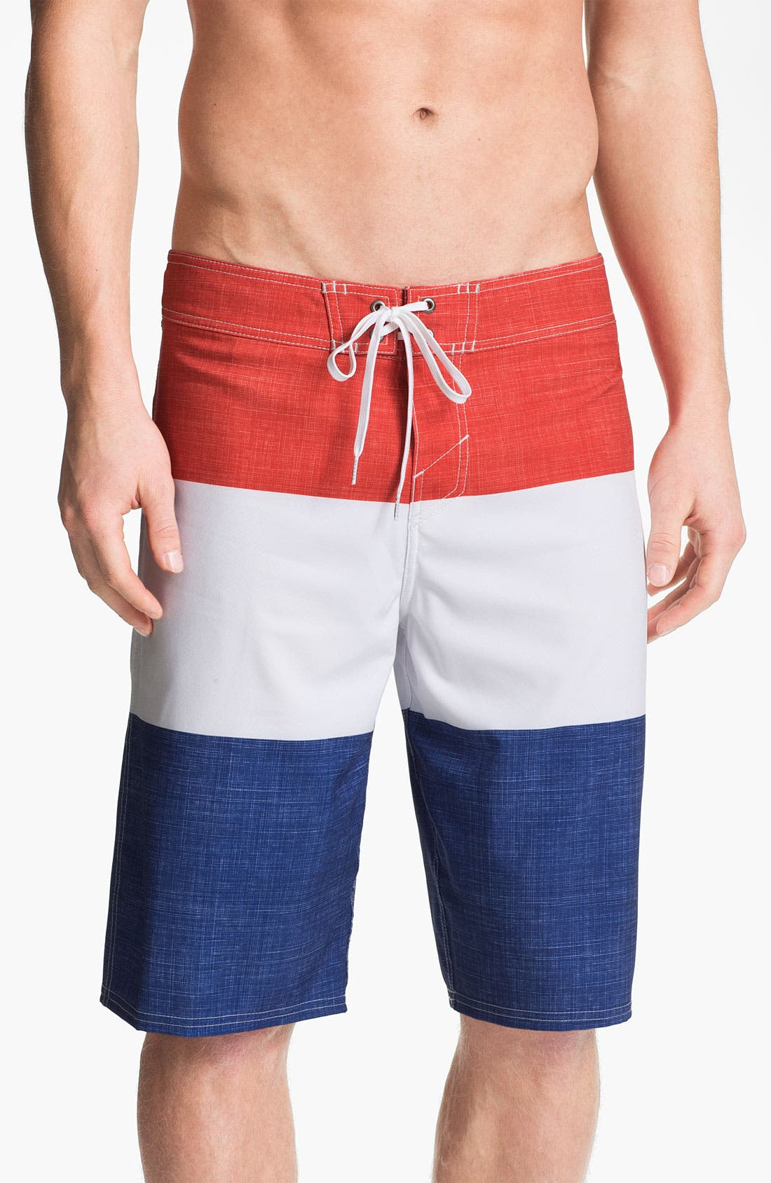 Alternate Image 1 Selected - O'Neill 'PBR Stripe' Board Shorts
