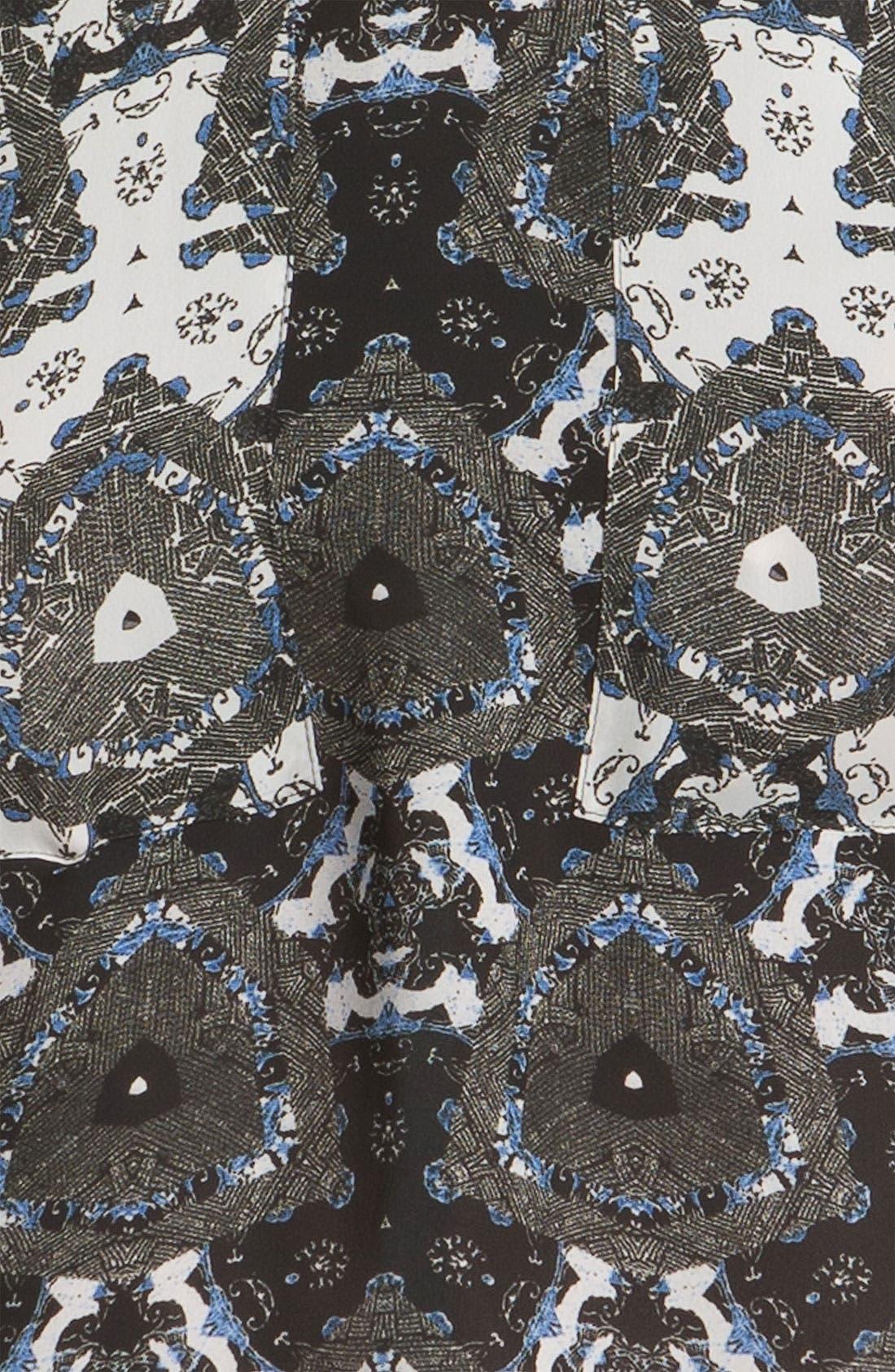 Alternate Image 3  - A.L.C. 'Kirkham' Silk Dress