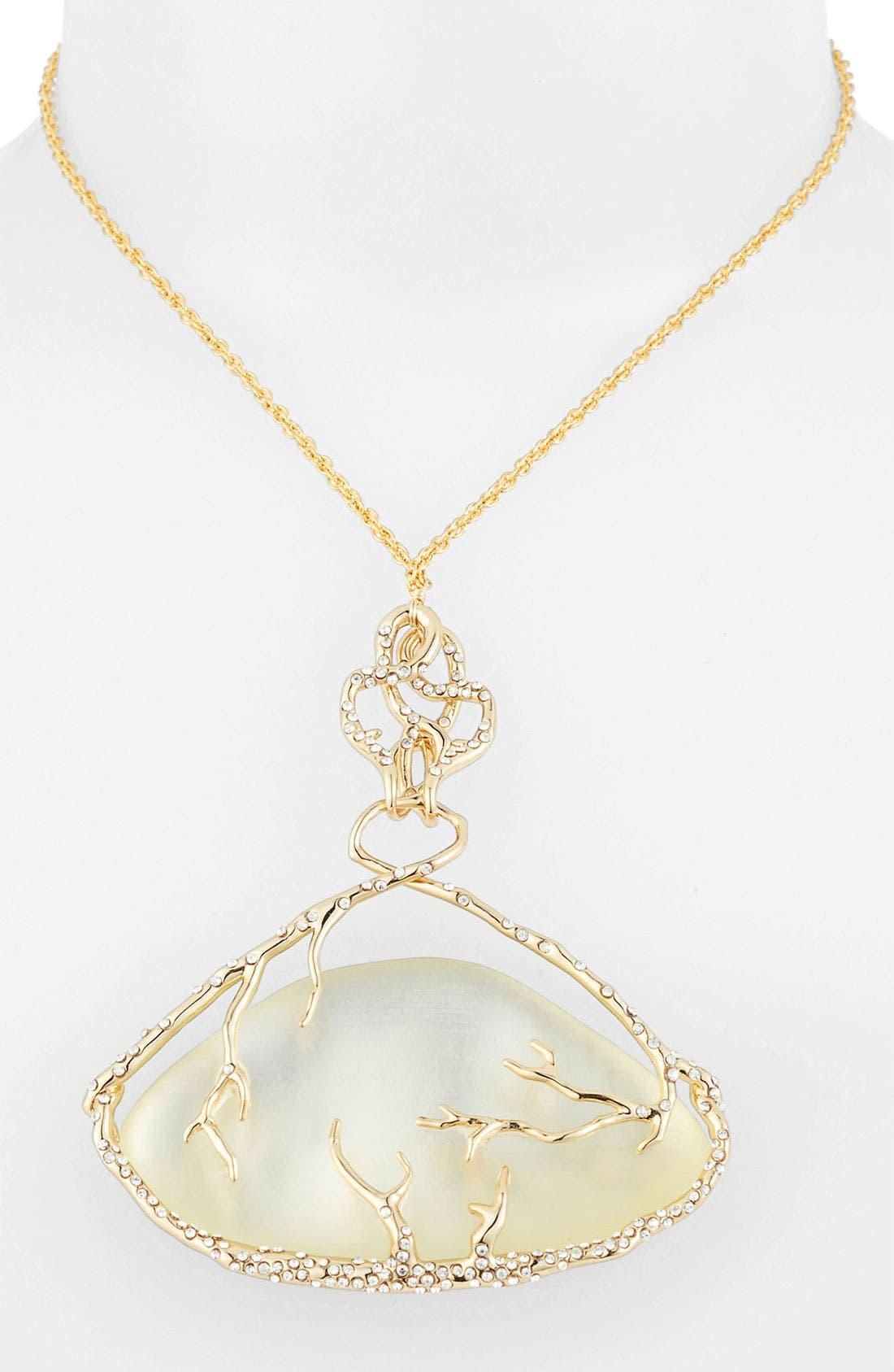 Alternate Image 1 Selected - Alexis Bittar 'Ophelia' Vine Pendant Necklace