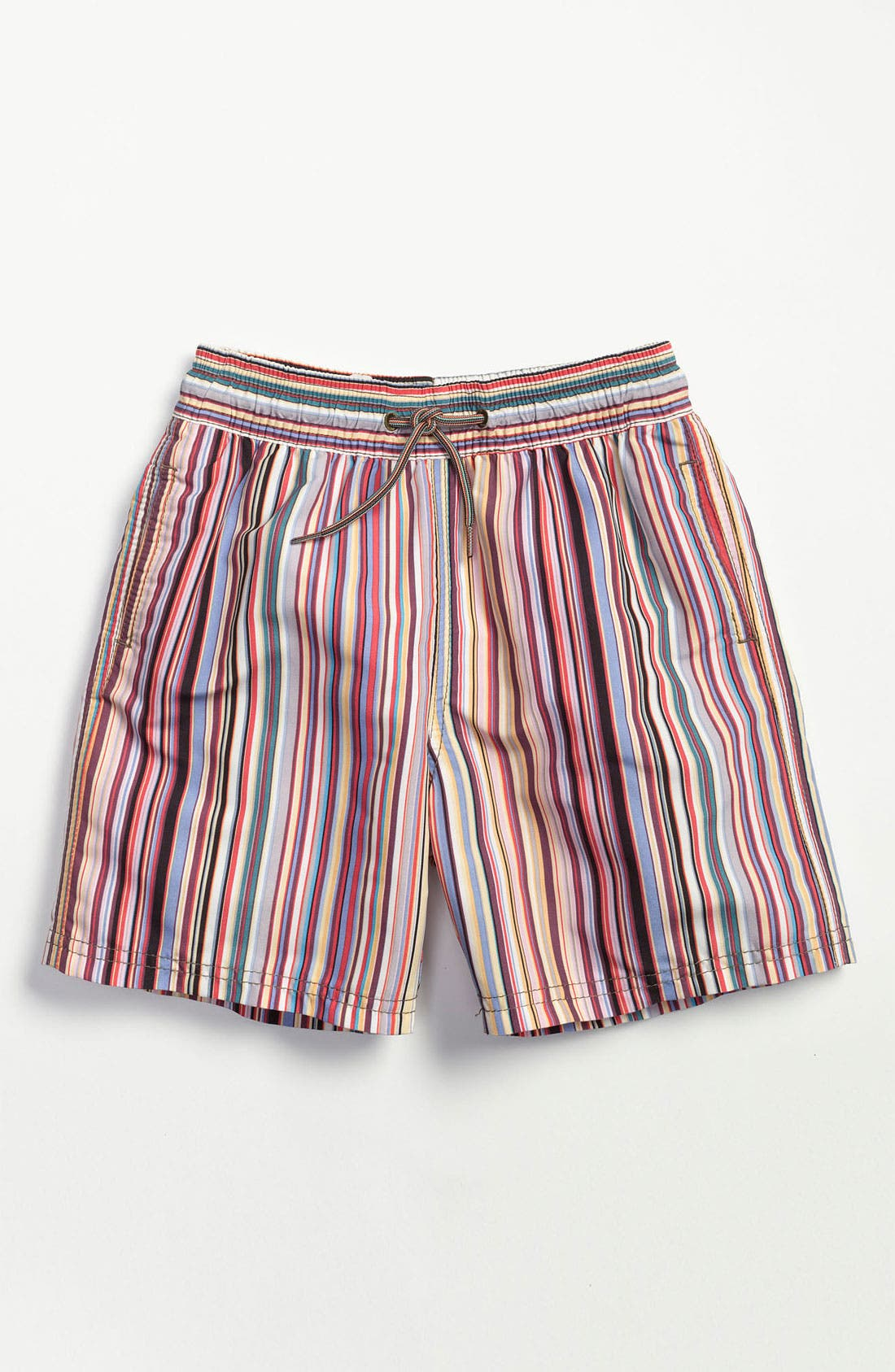 Alternate Image 1 Selected - Paul Smith Junior Swim Trunks (Little Boys & Big Boys)