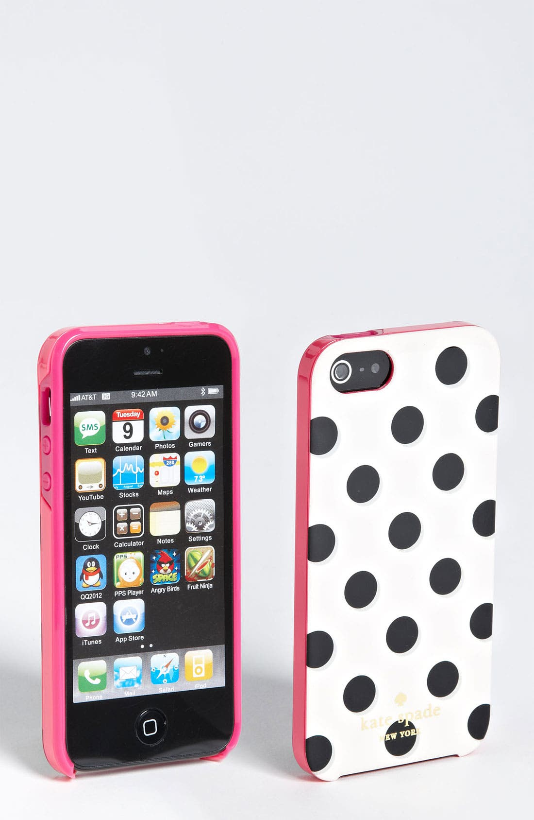 Main Image - kate spade new york 'la pavillion' iPhone 5 & 5s case