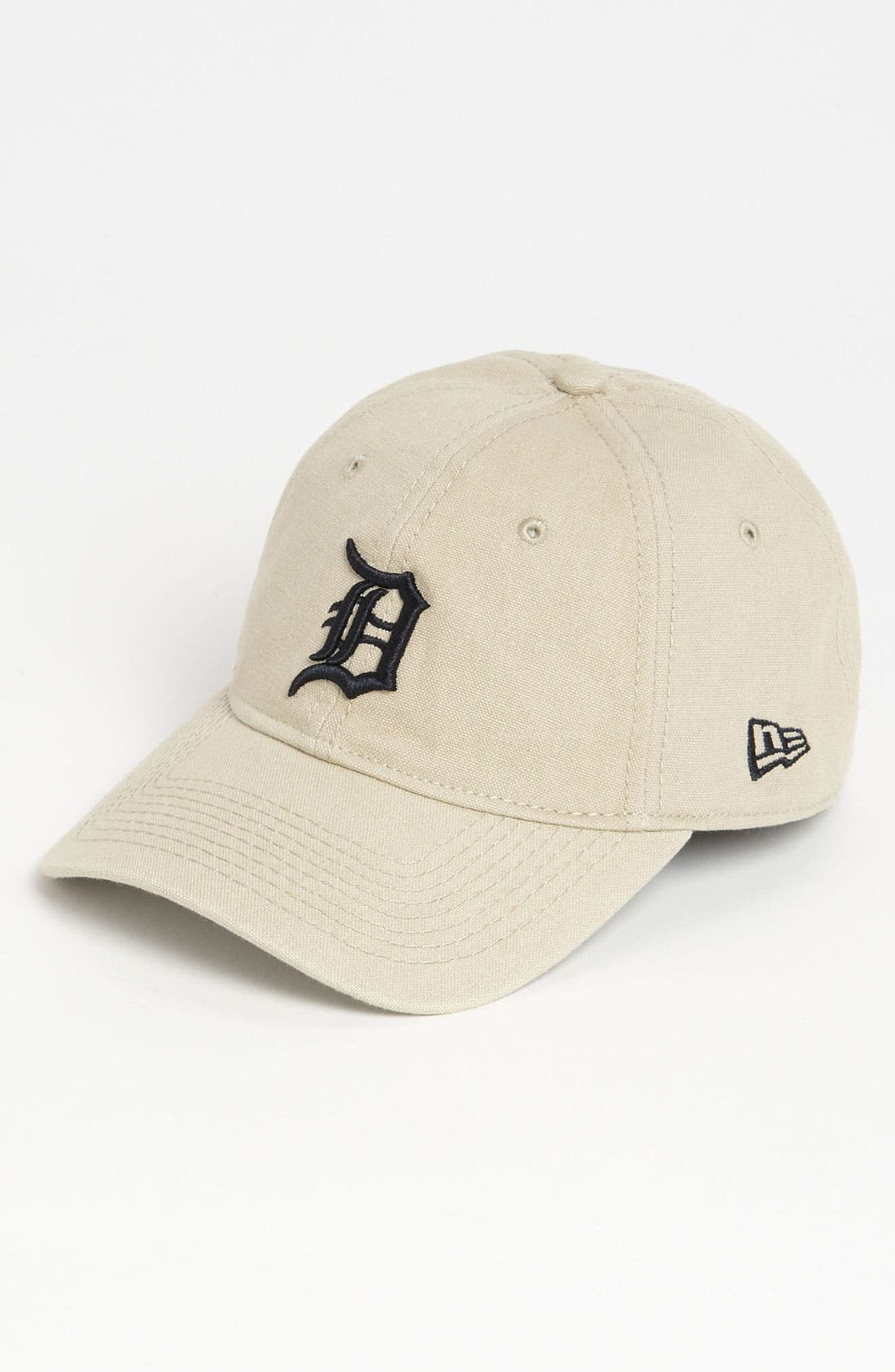 Alternate Image 1 Selected - New Era Cap 'Shoreline - Detroit Tigers' Baseball Cap