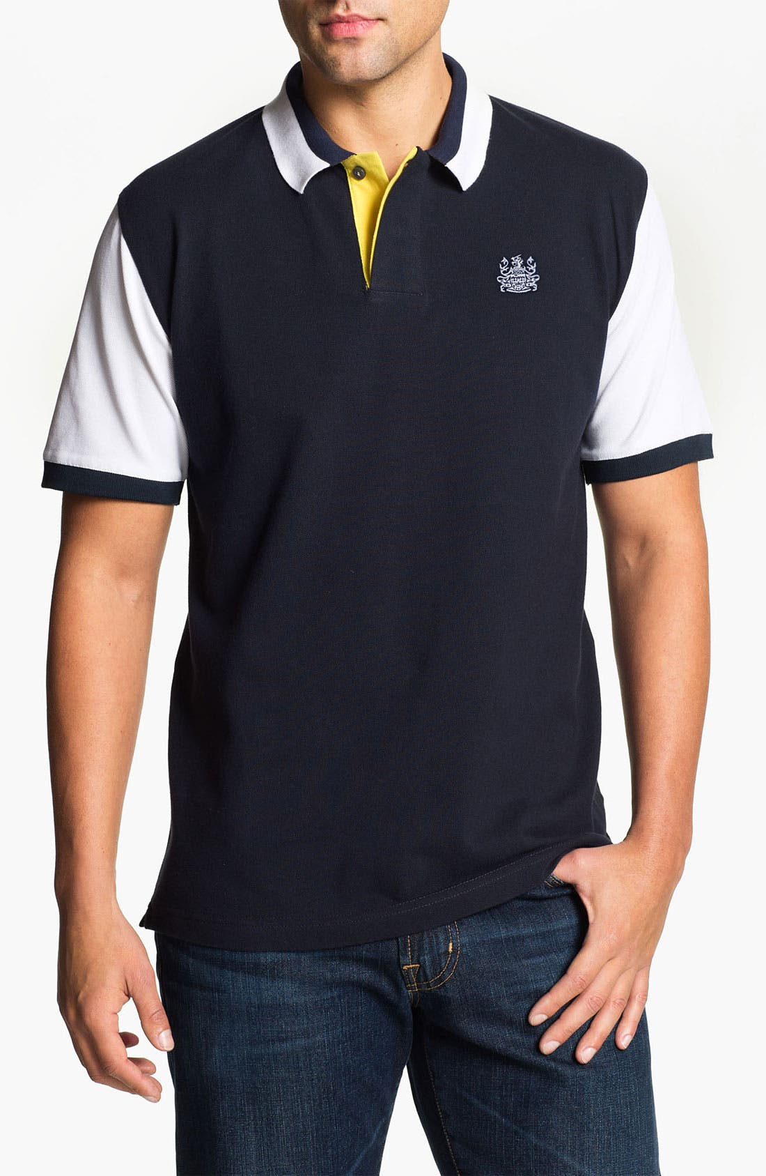 Main Image - Aquascutum Golf Polo