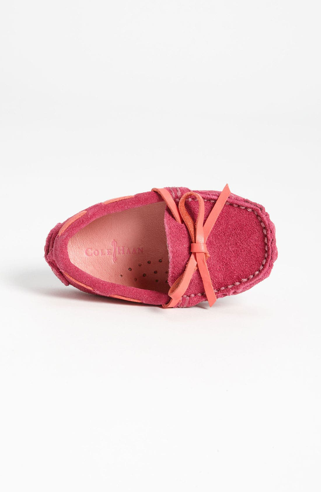Alternate Image 3  - Cole Haan 'Mini' Driver Moccasin (Baby)