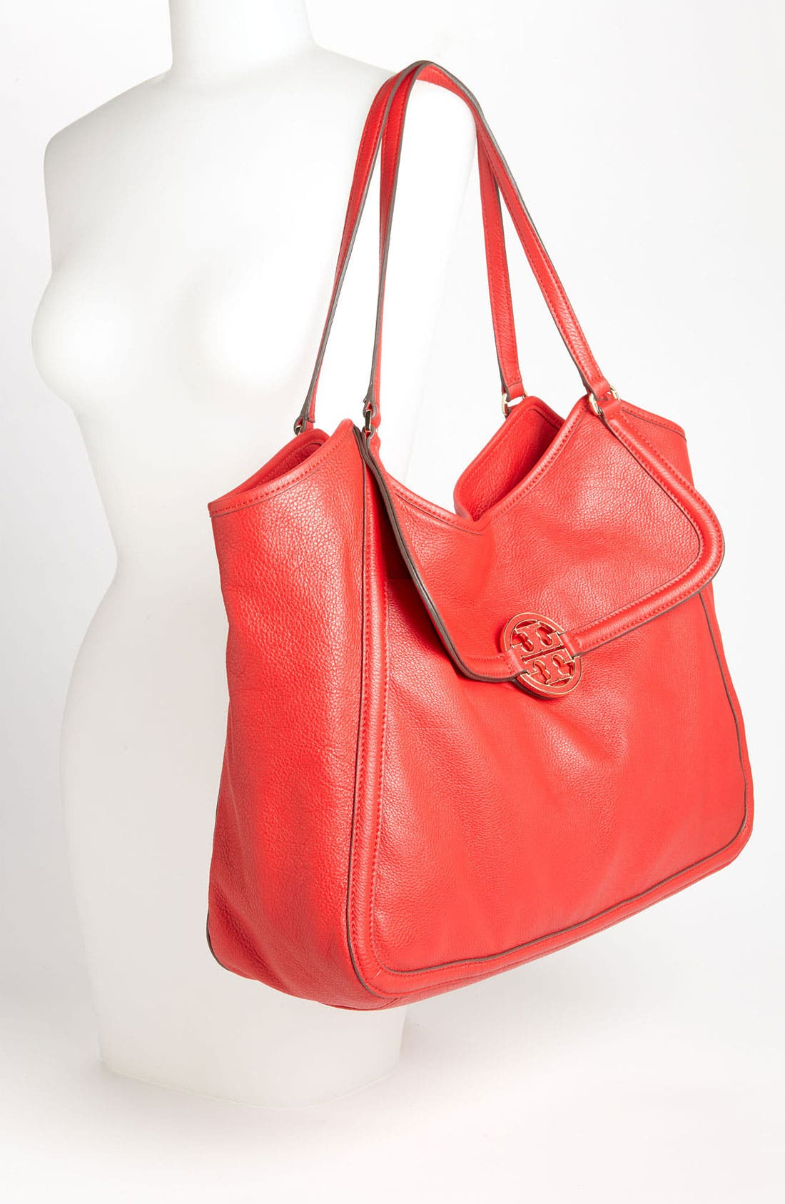 Alternate Image 2  - Tory Burch 'Amanda' Leather Tote