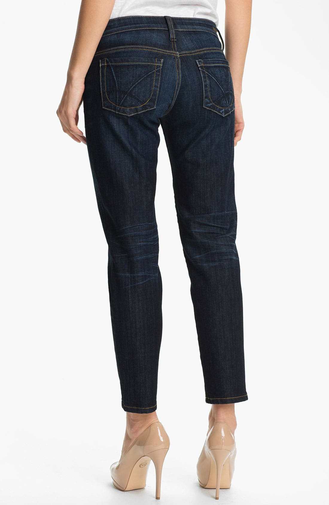 Alternate Image 2  - KUT from the Kloth 'Audrey' Skinny Jeans (Positive)