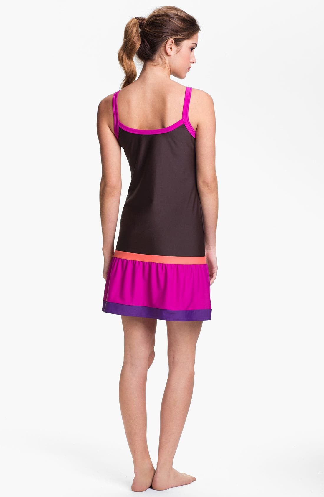 Alternate Image 2  - prAna 'Synergy' Cover-Up Dress