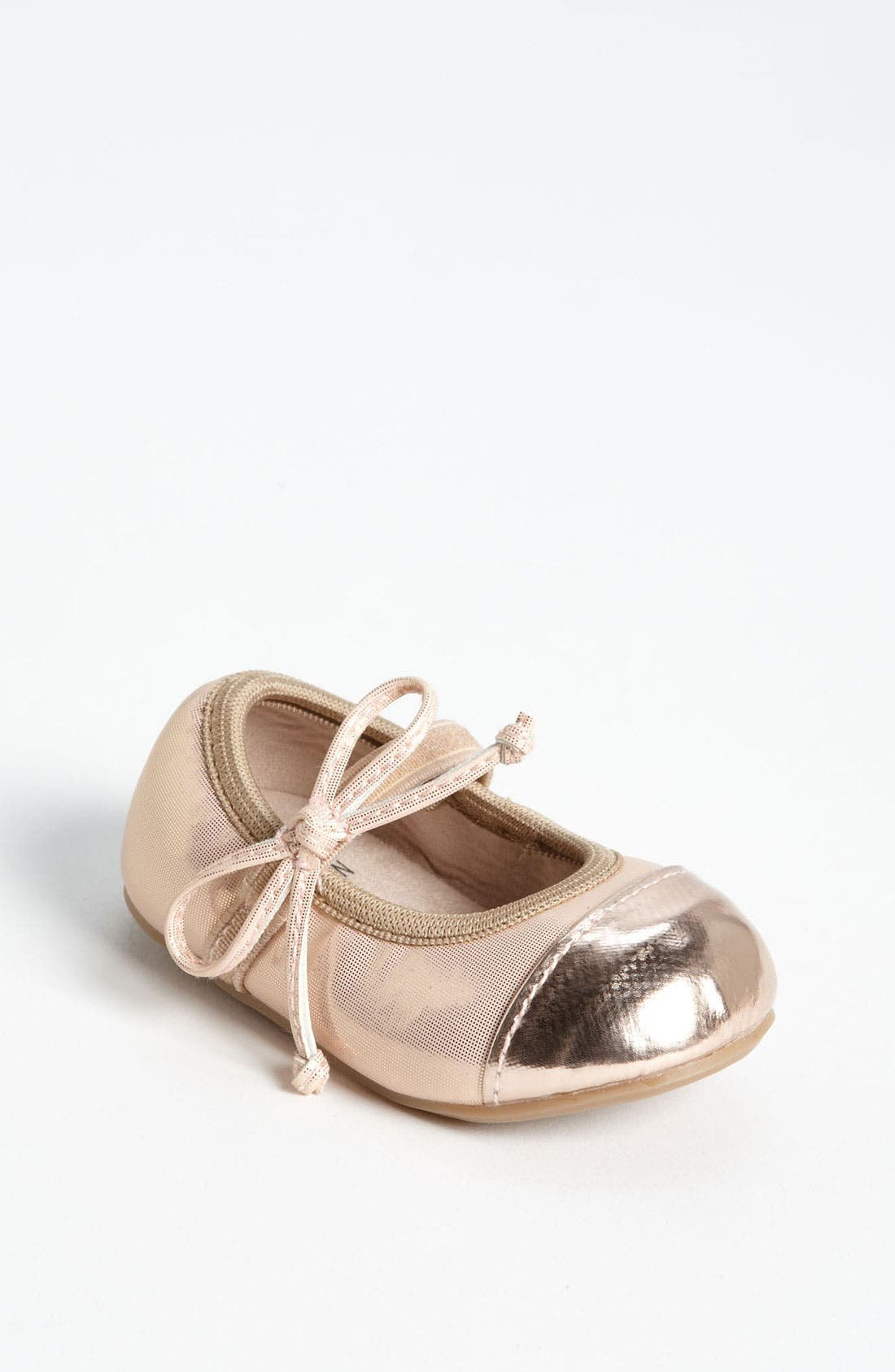 Alternate Image 1 Selected - Stuart Weitzman 'Baby Marlin' Slip-On (Baby)