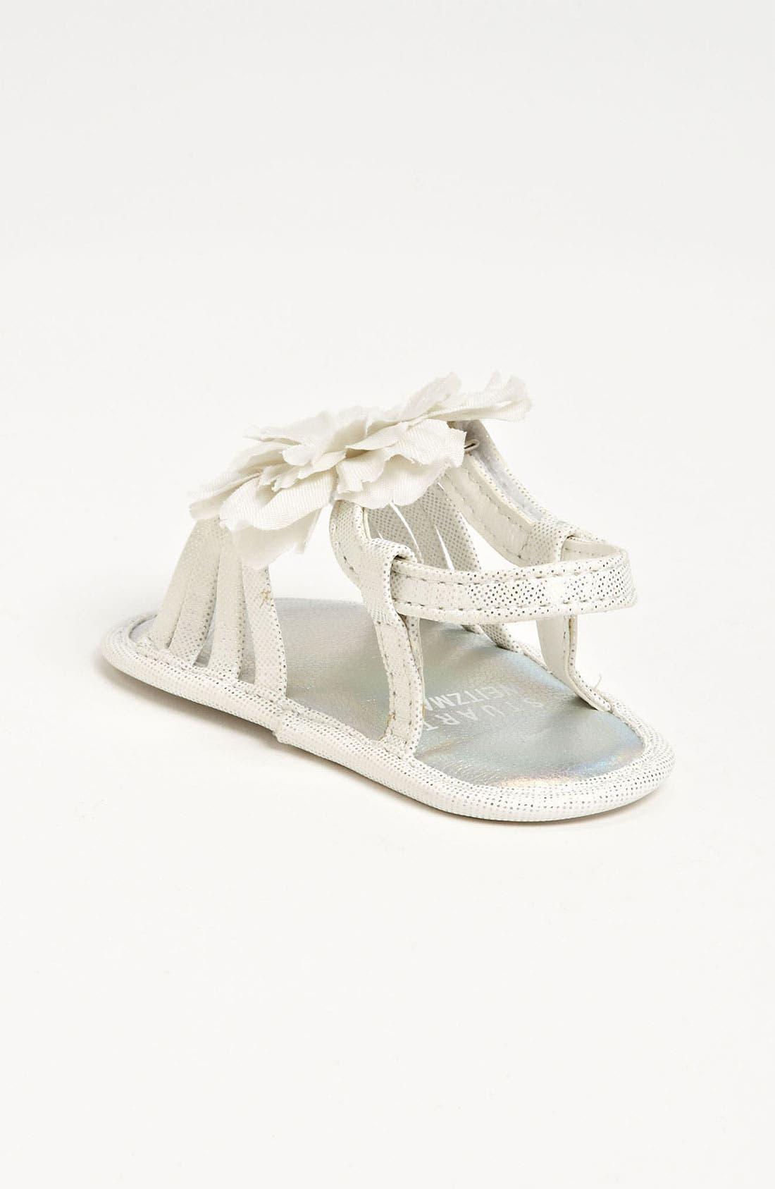 Alternate Image 2  - Stuart Weitzman 'Babybuddy' Sandal (Baby)