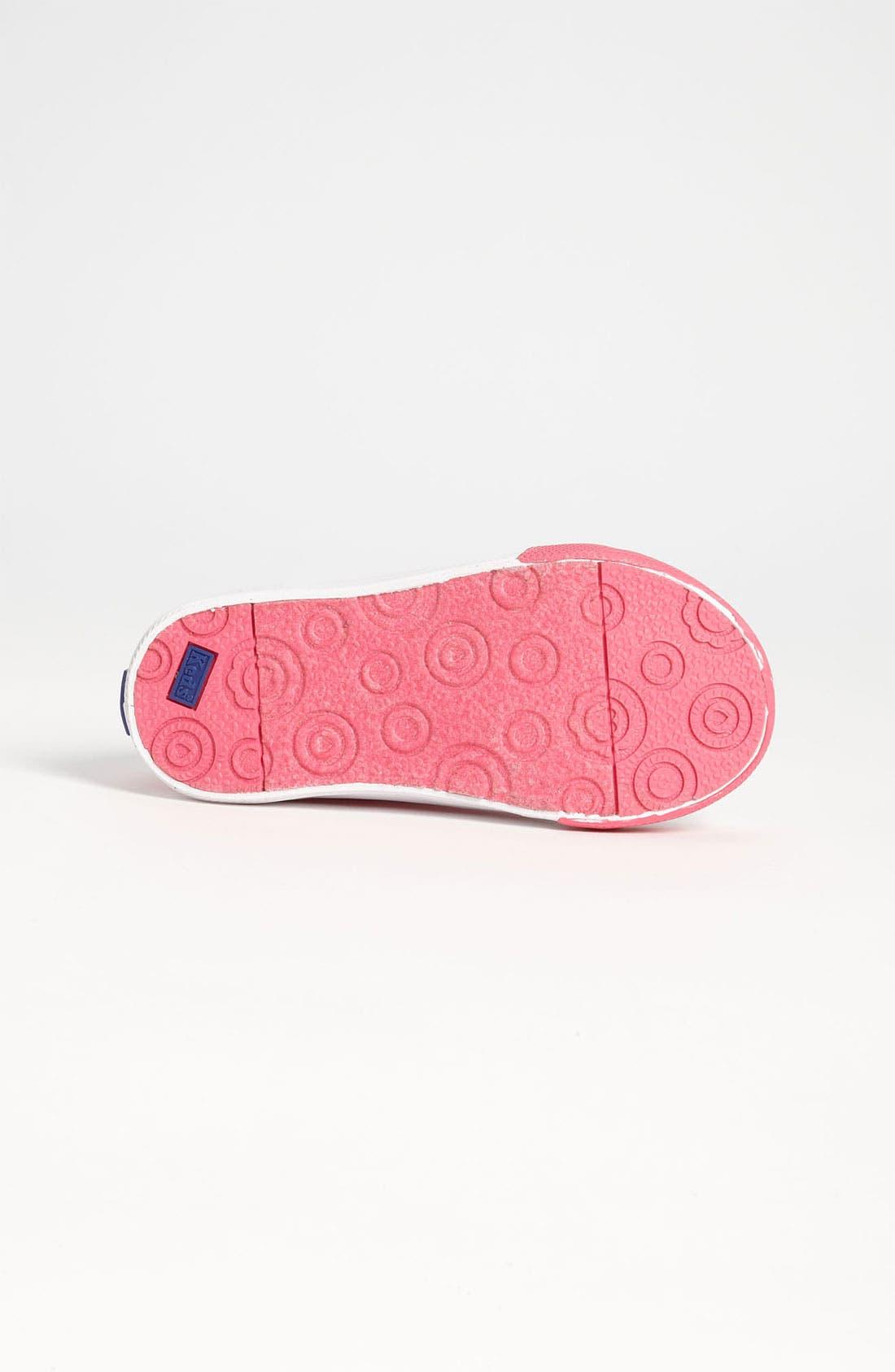 Alternate Image 4  - Keds® 'Glamerly' Sneaker (Walker & Toddler)