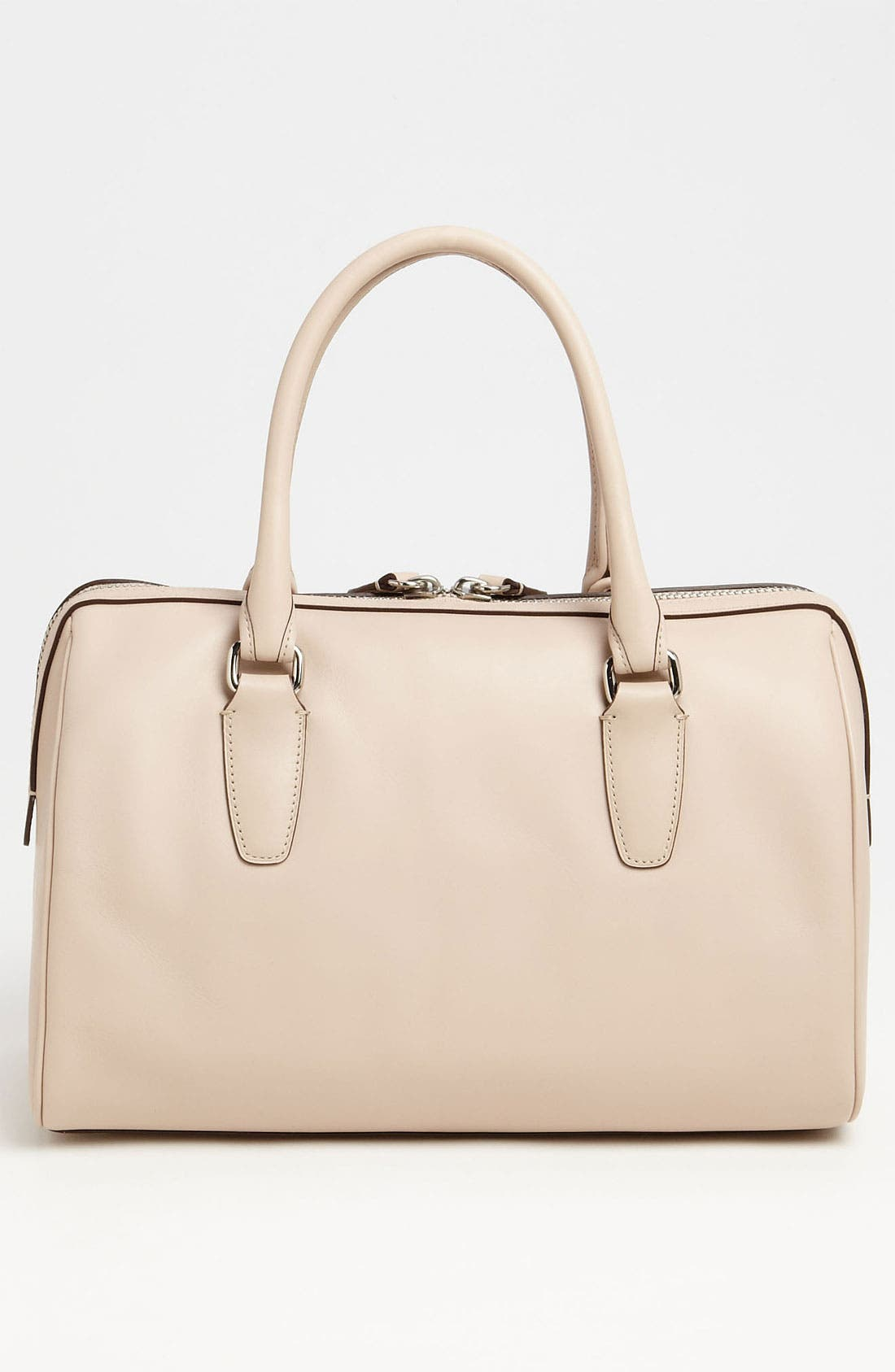 Alternate Image 4  - COACH 'Legacy - Haley' Perforated Leather Satchel