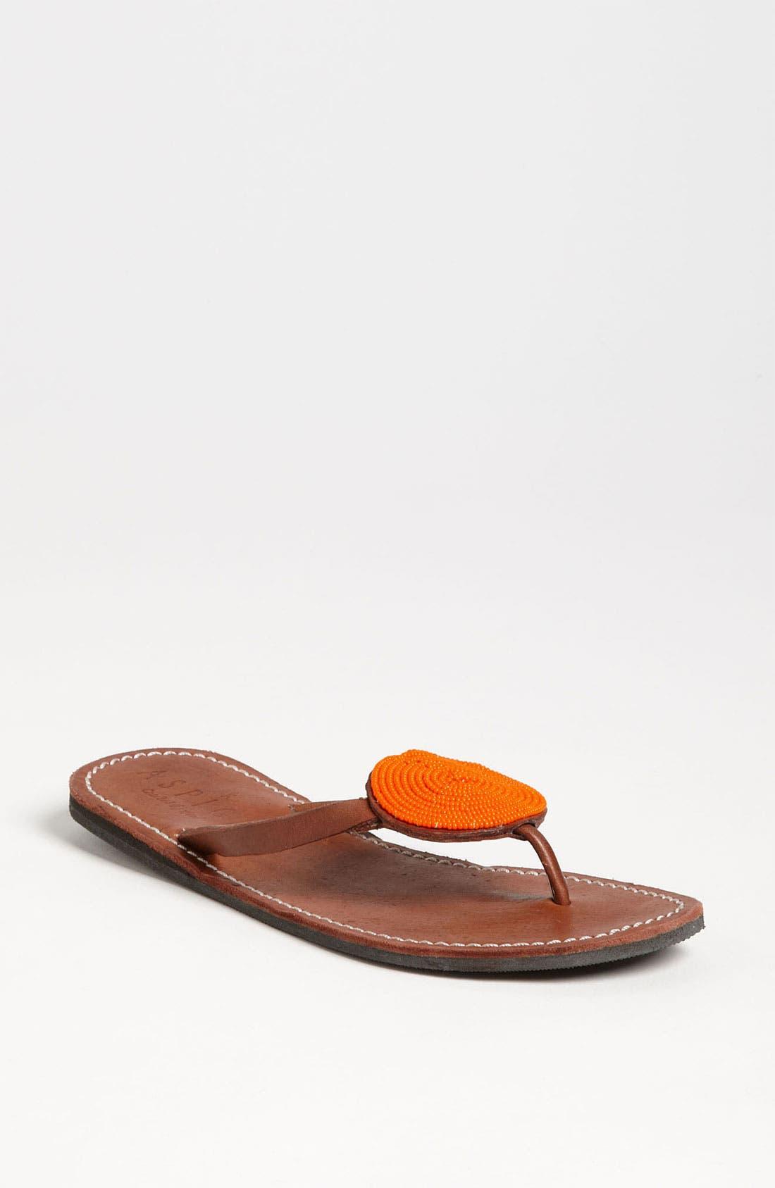 Alternate Image 1 Selected - Aspiga Disc Sandal