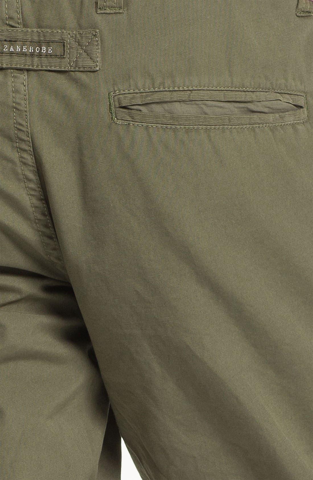 Alternate Image 3  - Zanerobe 'Crocody' Shorts