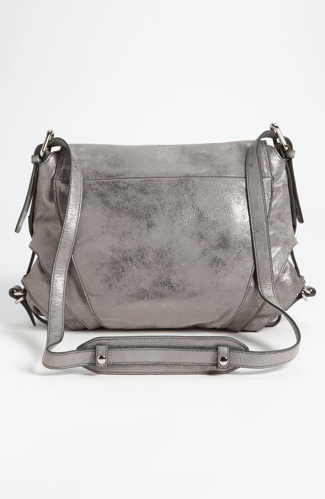 Alternate Image 4  - Kooba 'Brielle' Glitter Leather Crossbody Bag