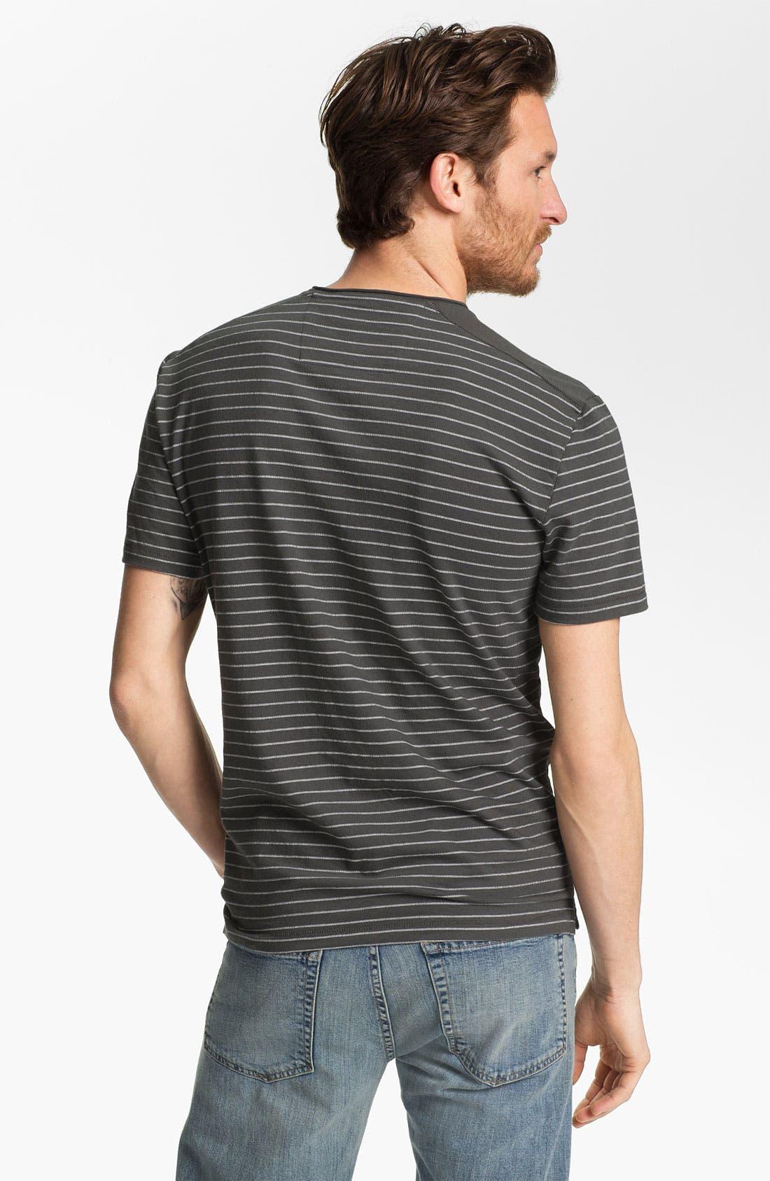 Alternate Image 2  - John Varvatos Star USA V-Neck T-Shirt