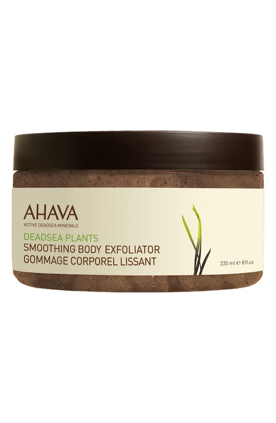 AHAVA 'DeadSea Plants' Smoothing Body Exfoliator