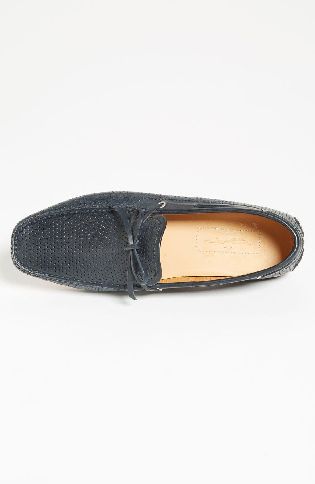 Alternate Image 3  - Santoni 'Toft' Driving Shoe