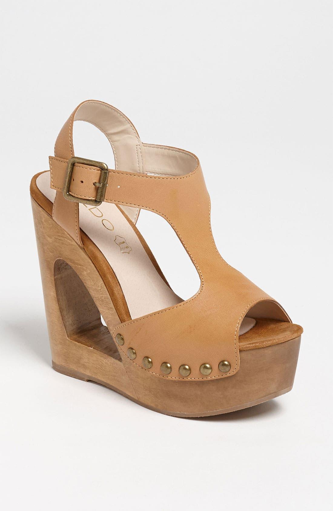 Alternate Image 1 Selected - ALDO 'Baraby' Sandal