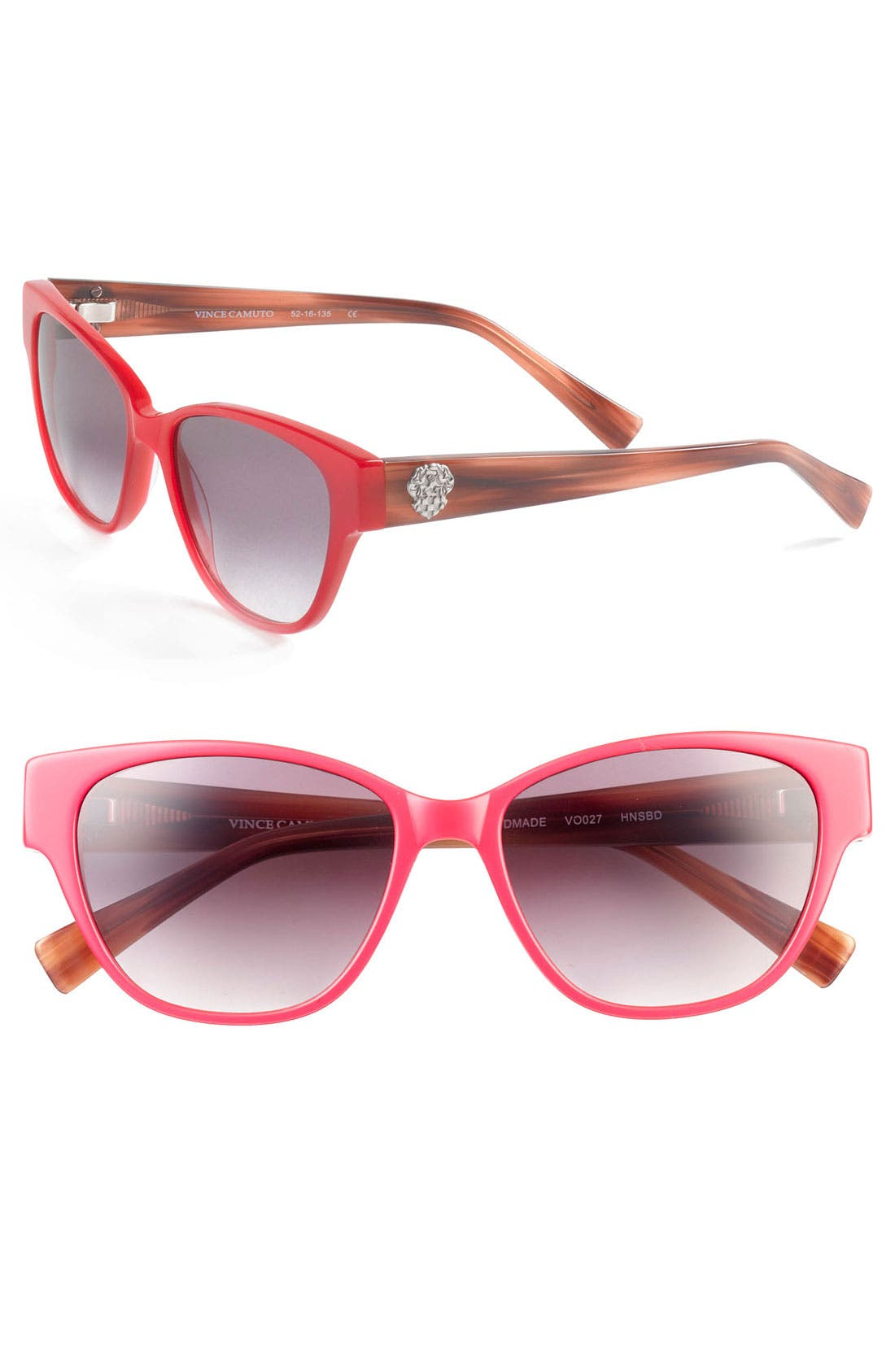 Alternate Image 1 Selected - Vince Camuto Retro 50mm Sunglasses