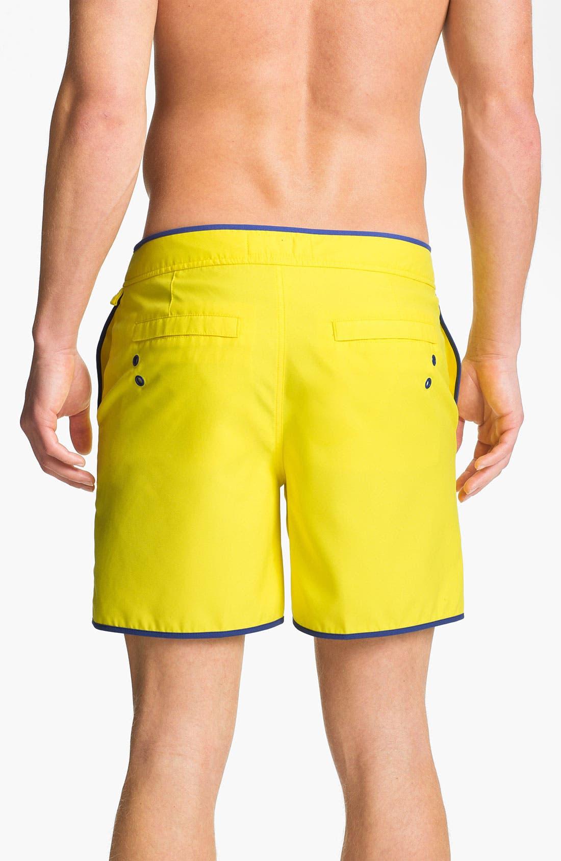 Alternate Image 2  - Original Penguin Swim Shorts