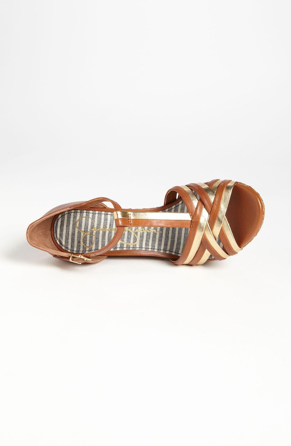 Alternate Image 3  - Jessica Simpson 'Calista' Sandal (Nordstrom Exclusive)
