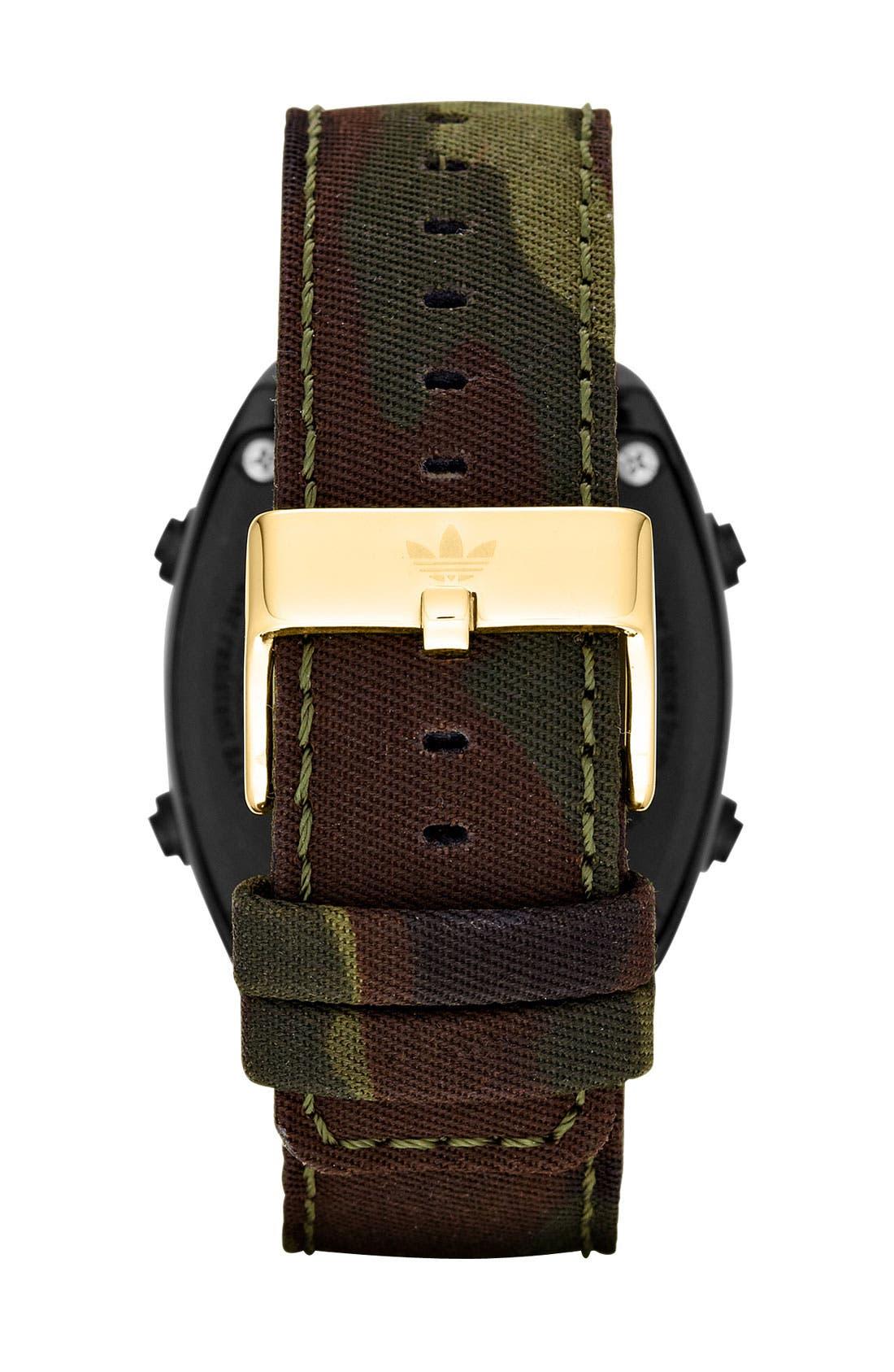 Alternate Image 3  - adidas Originals 'Sydney' Digital Camo Strap Watch