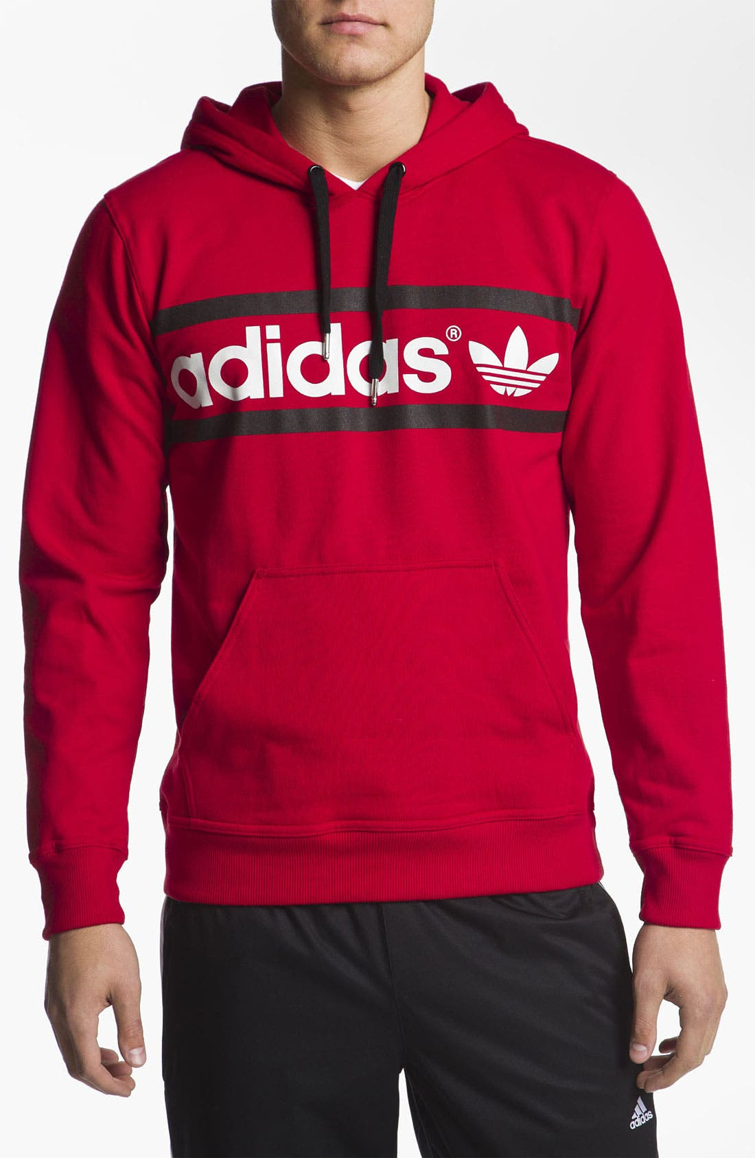Alternate Image 1 Selected - adidas Originals 'Heritage' Hoodie