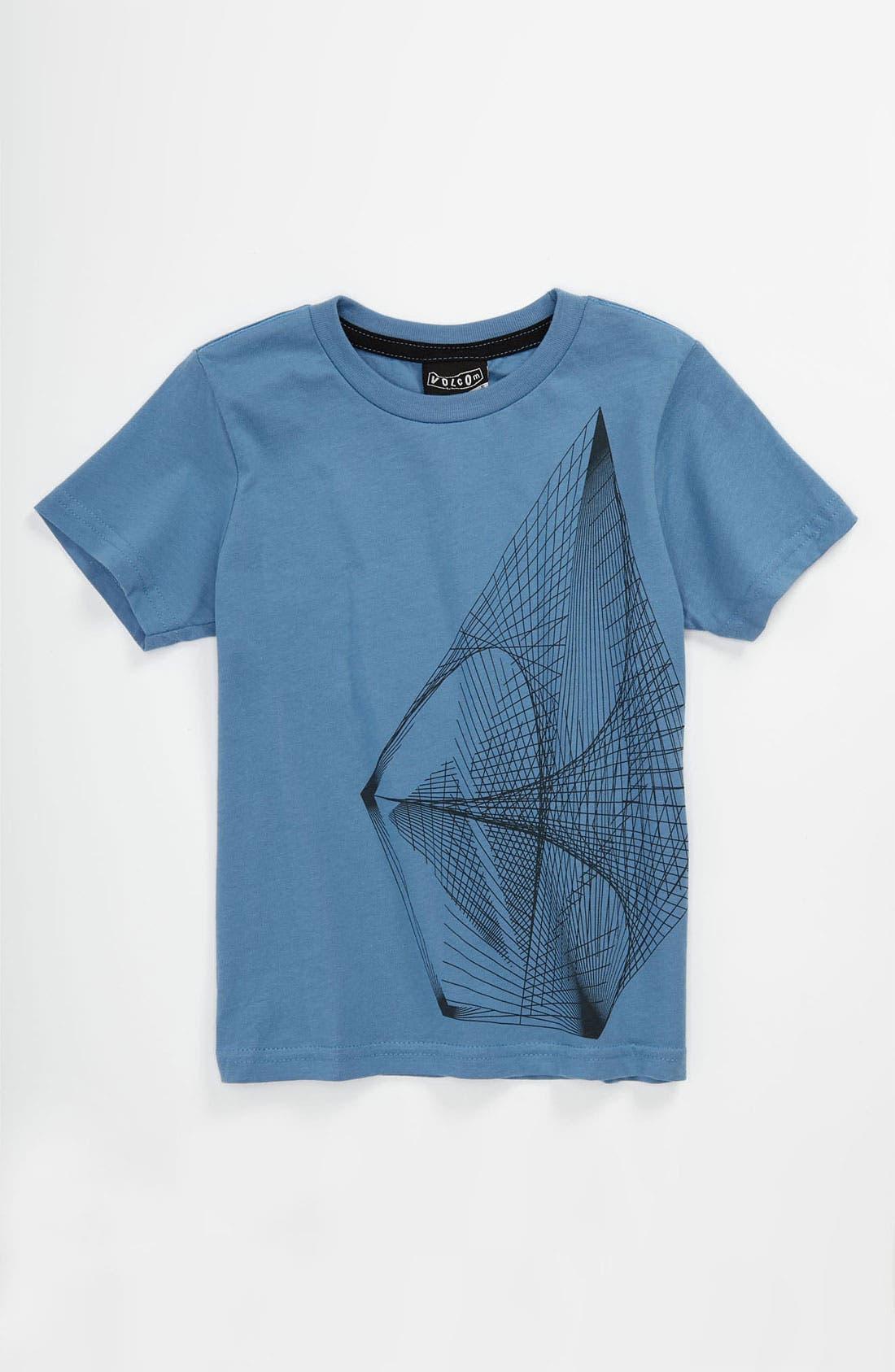 Main Image - Volcom 'Projected' T-Shirt (Big Boys)