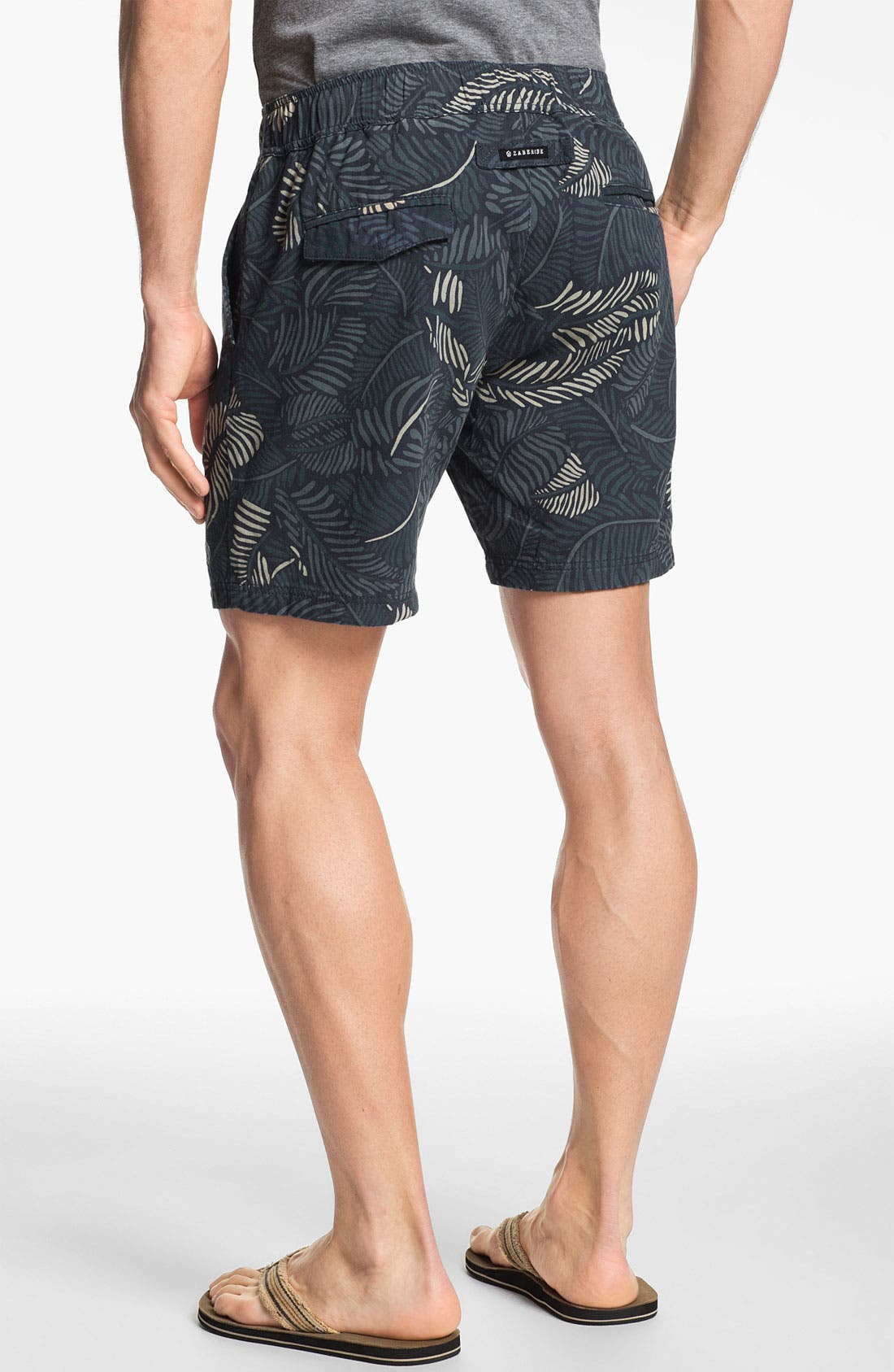 Alternate Image 2  - Zanerobe 'Poleho' Print Pattern Shorts