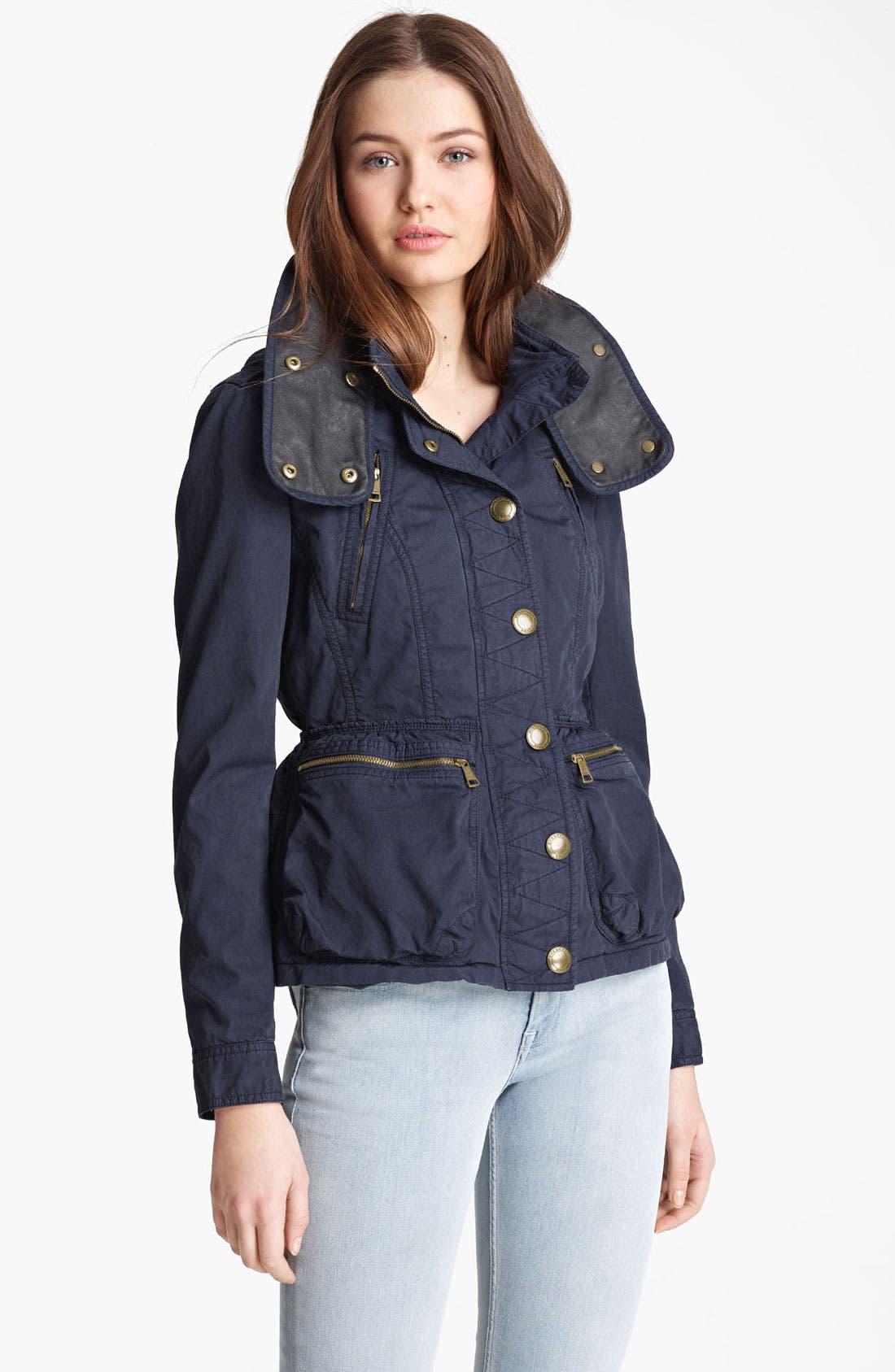 Alternate Image 1 Selected - Burberry Brit 'Broomgrovel' Jacket
