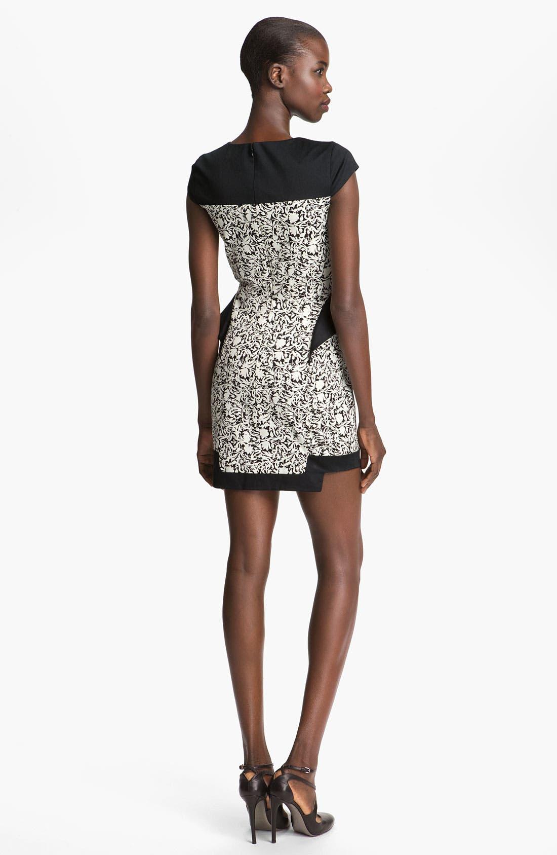 Alternate Image 3  - Robert Rodriguez Print Dress