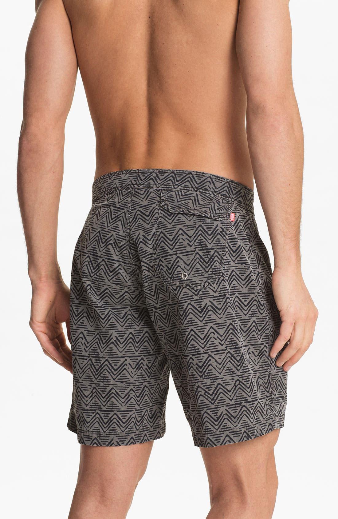 Alternate Image 2  - Warriors of Radness 'Crucial Batik' Shorts
