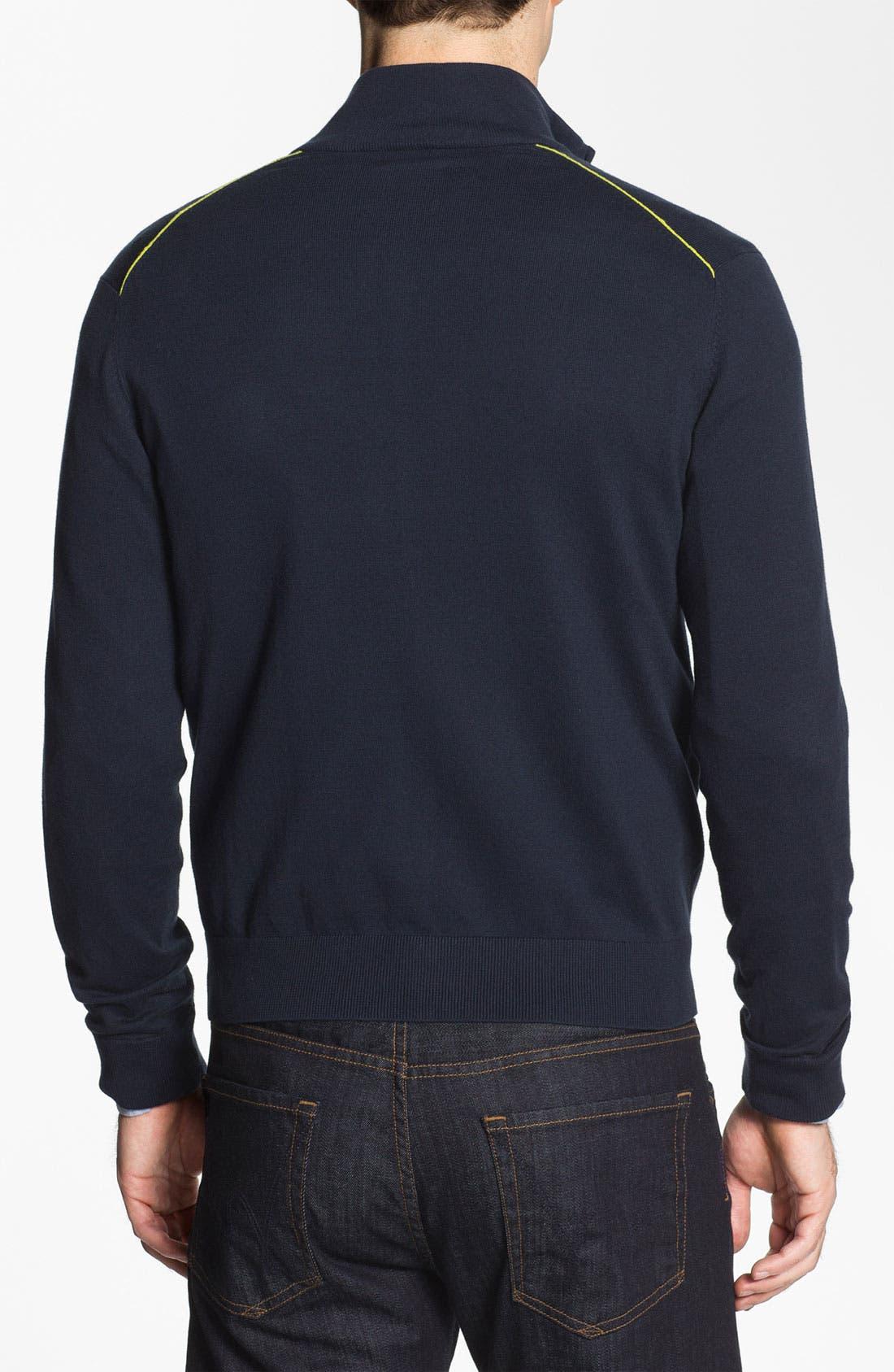 Alternate Image 2  - Victorinox Swiss Army® 'Flagship' Full Zip Cardigan
