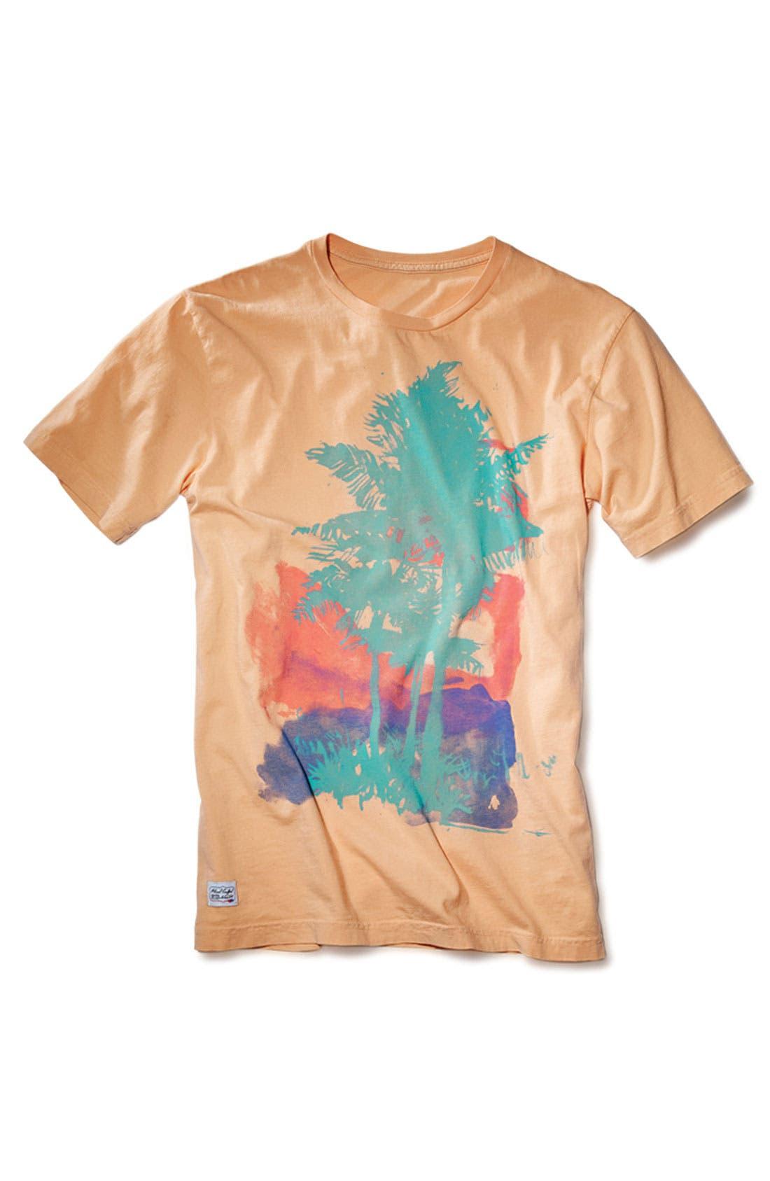 Alternate Image 4  - Katin 'Chill' Graphic T-Shirt