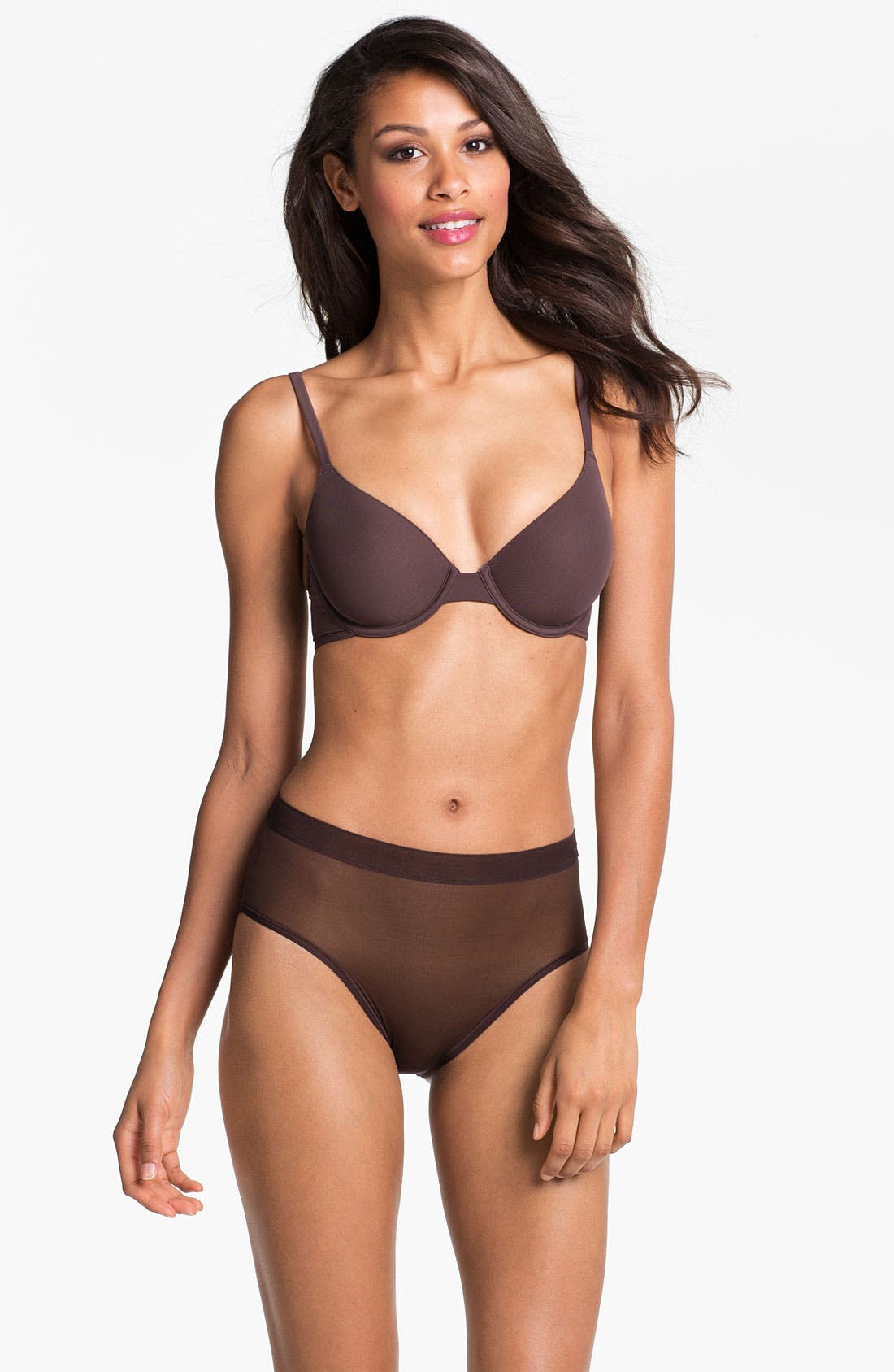 Alternate Image 2  - Wacoal 'Smooth Complexion' Contour Underwire Bra
