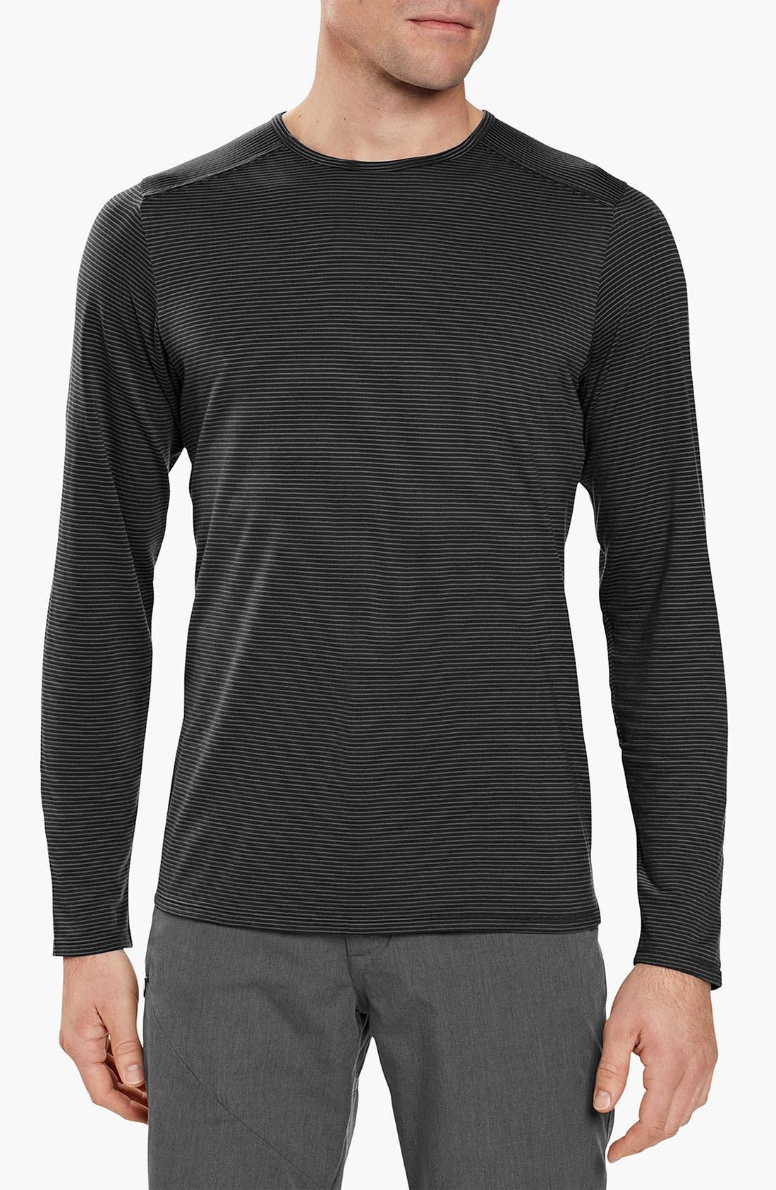Alternate Image 1 Selected - Nau 'Ayre' Long Sleeve T-Shirt