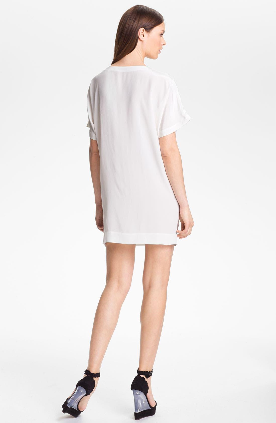 Alternate Image 2  - Tibi Silk Dress