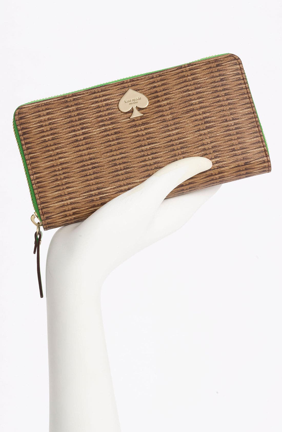 Alternate Image 4  - kate spade new york 'pack a picnic - lacey' wallet