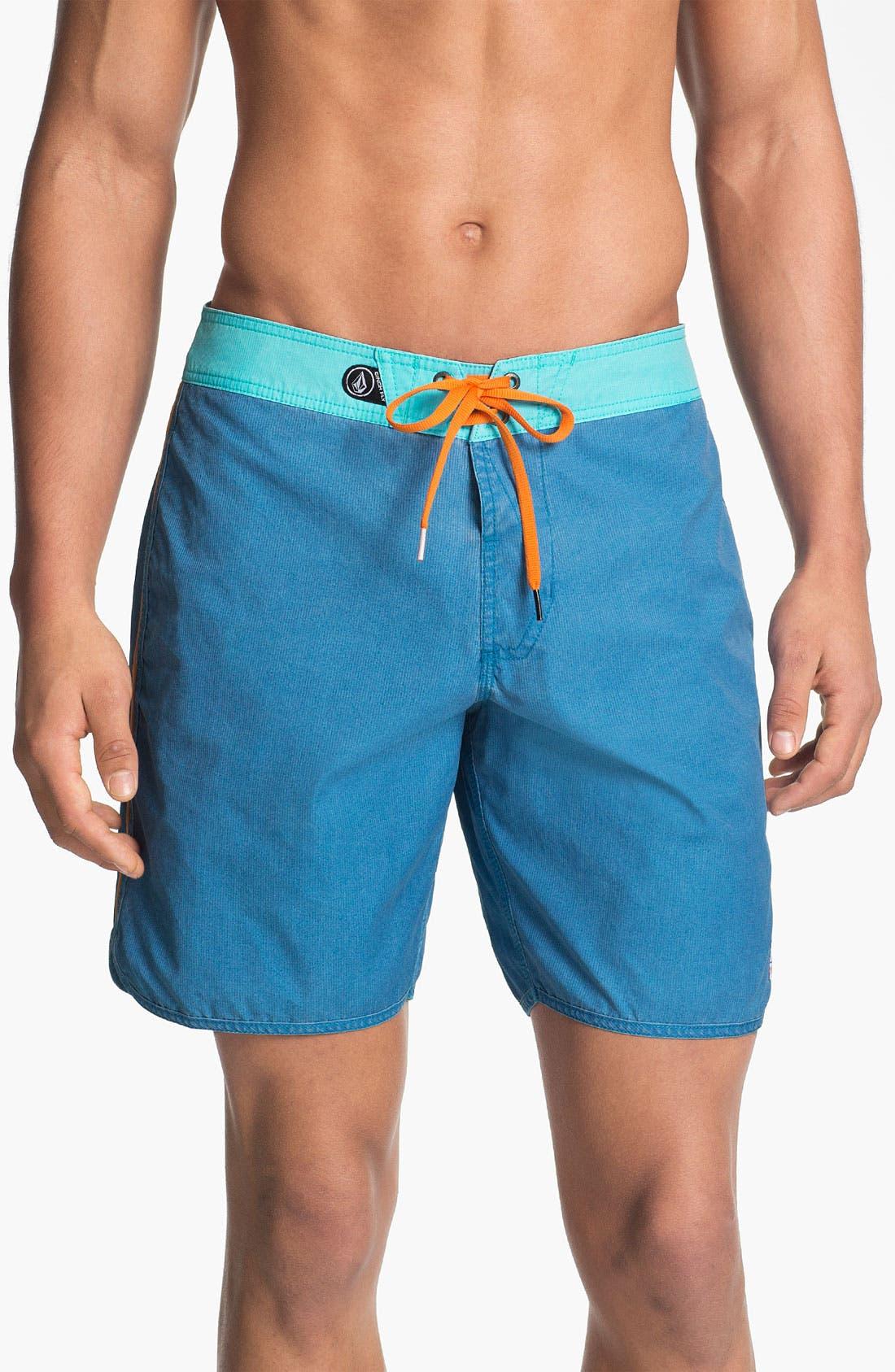 Alternate Image 1 Selected - Volcom 'Beach Road 18' Board Shorts