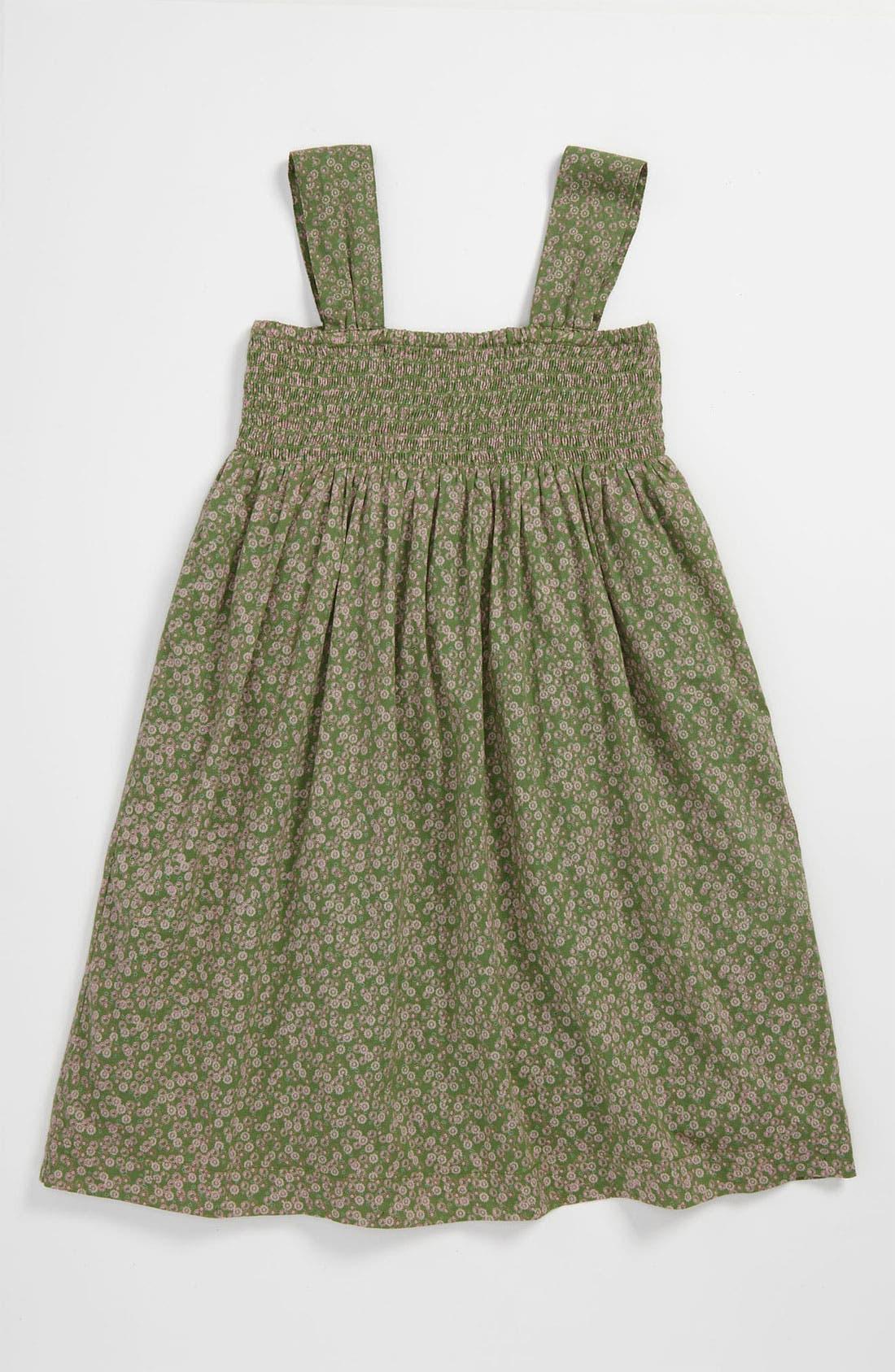 Alternate Image 1 Selected - Peek 'Camila' Dress (Toddler, Little Girls & Big Girls)