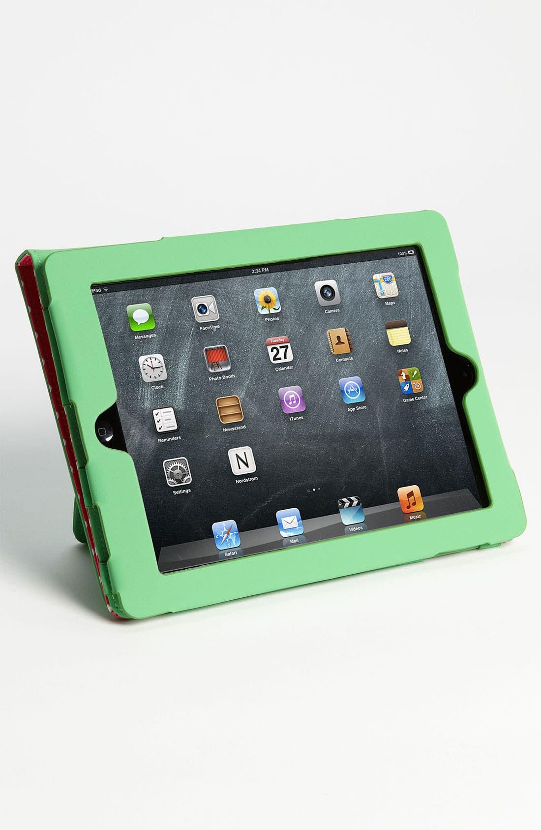Alternate Image 3  - kate spade new york 'dots and spades' iPad folio