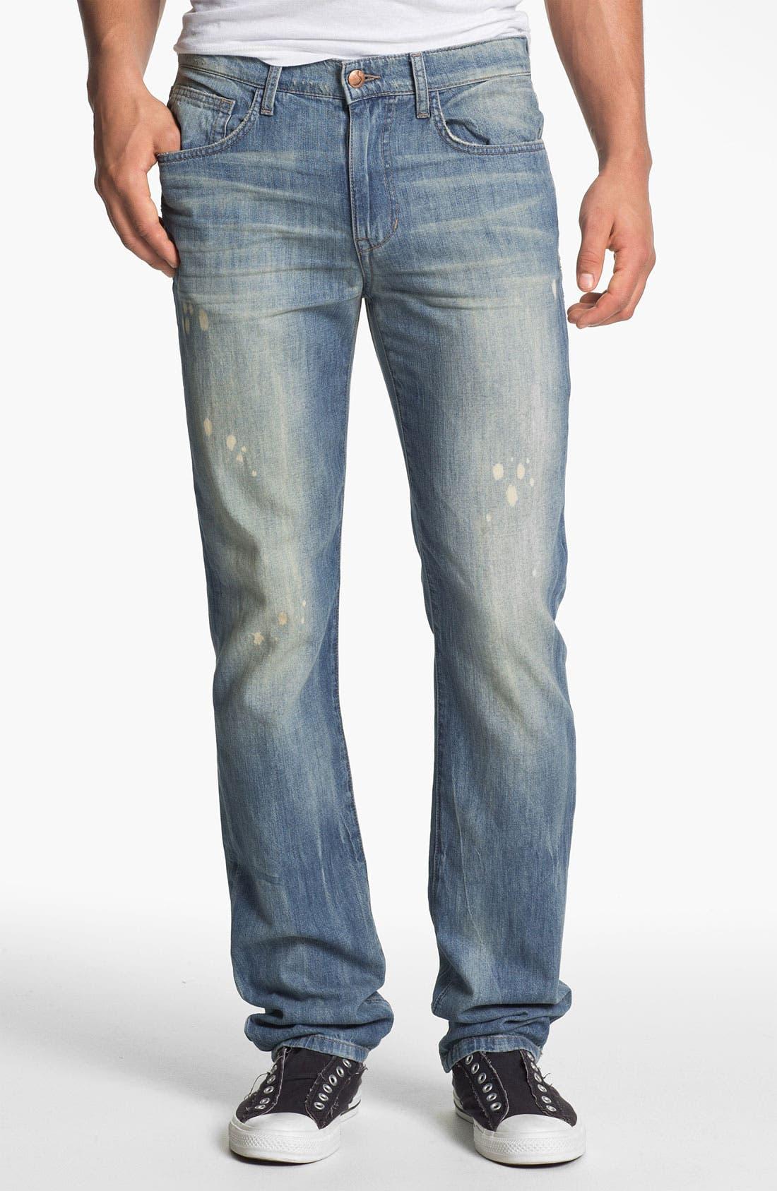 Alternate Image 2  - Joe's 'Brixton' Slim Straight Leg Jeans (Wyeth)