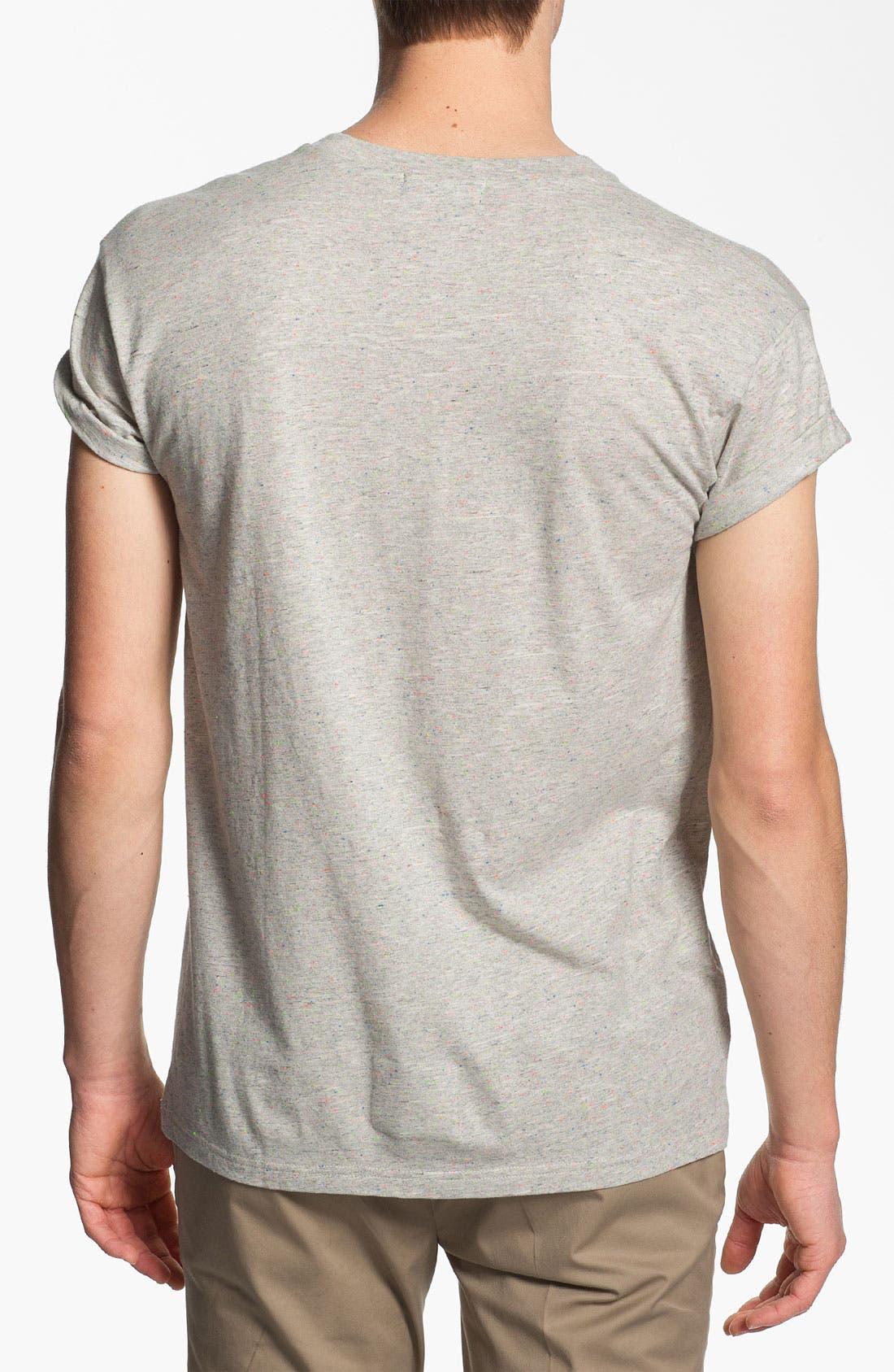 Alternate Image 2  - Topman 'High Roller' Pocket T-Shirt