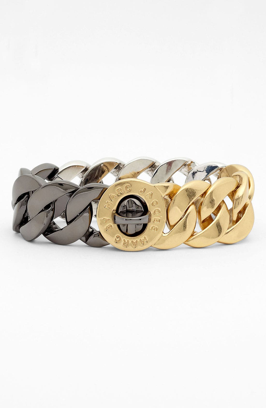 Main Image - MARC BY MARC JACOBS 'Turnlock - Katie' Large Bracelet