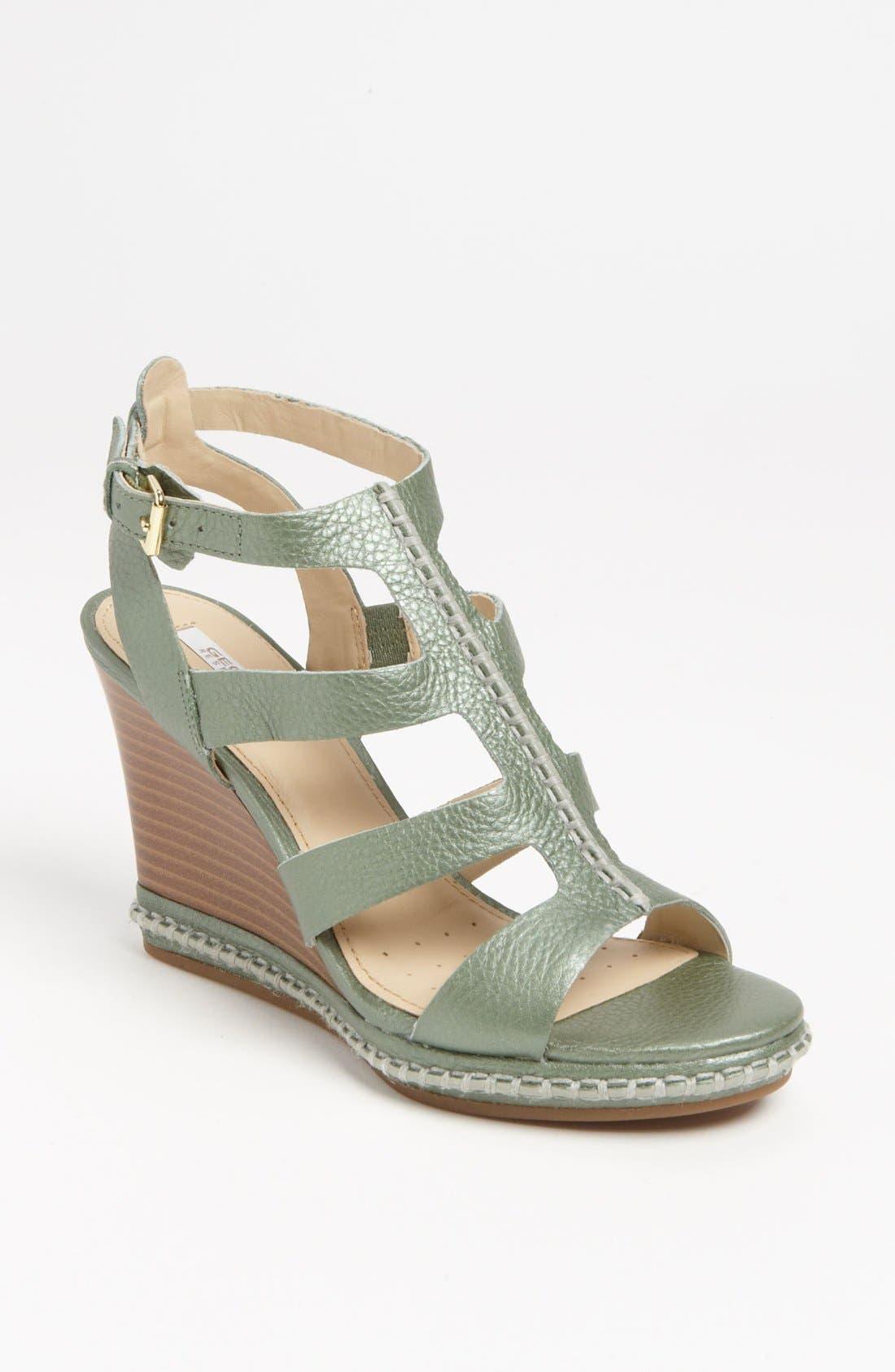 Alternate Image 1 Selected - Geox 'Sibilla' Sandal