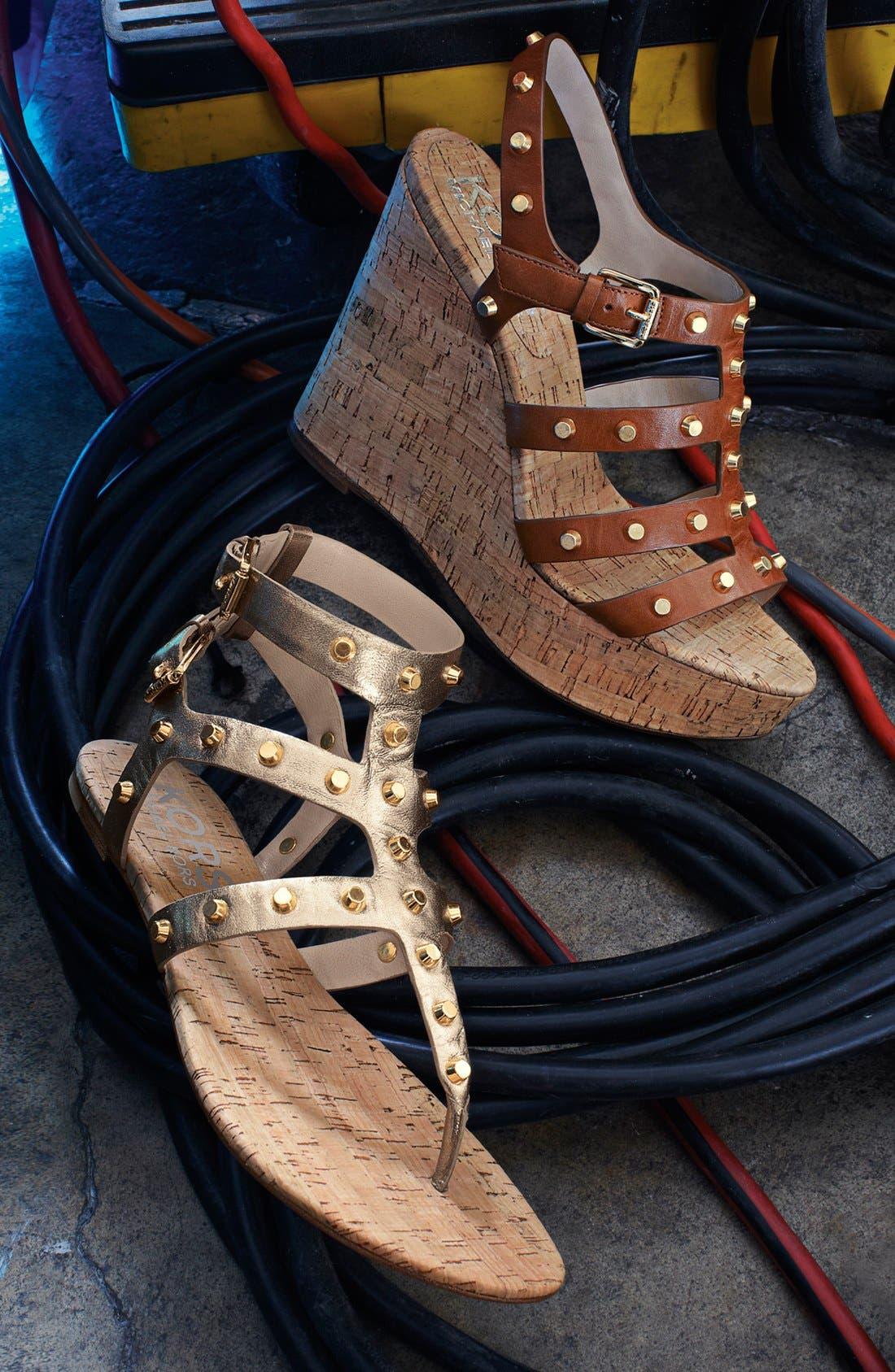 Alternate Image 6  - KORS Michael Kors 'Kaida' Sandal