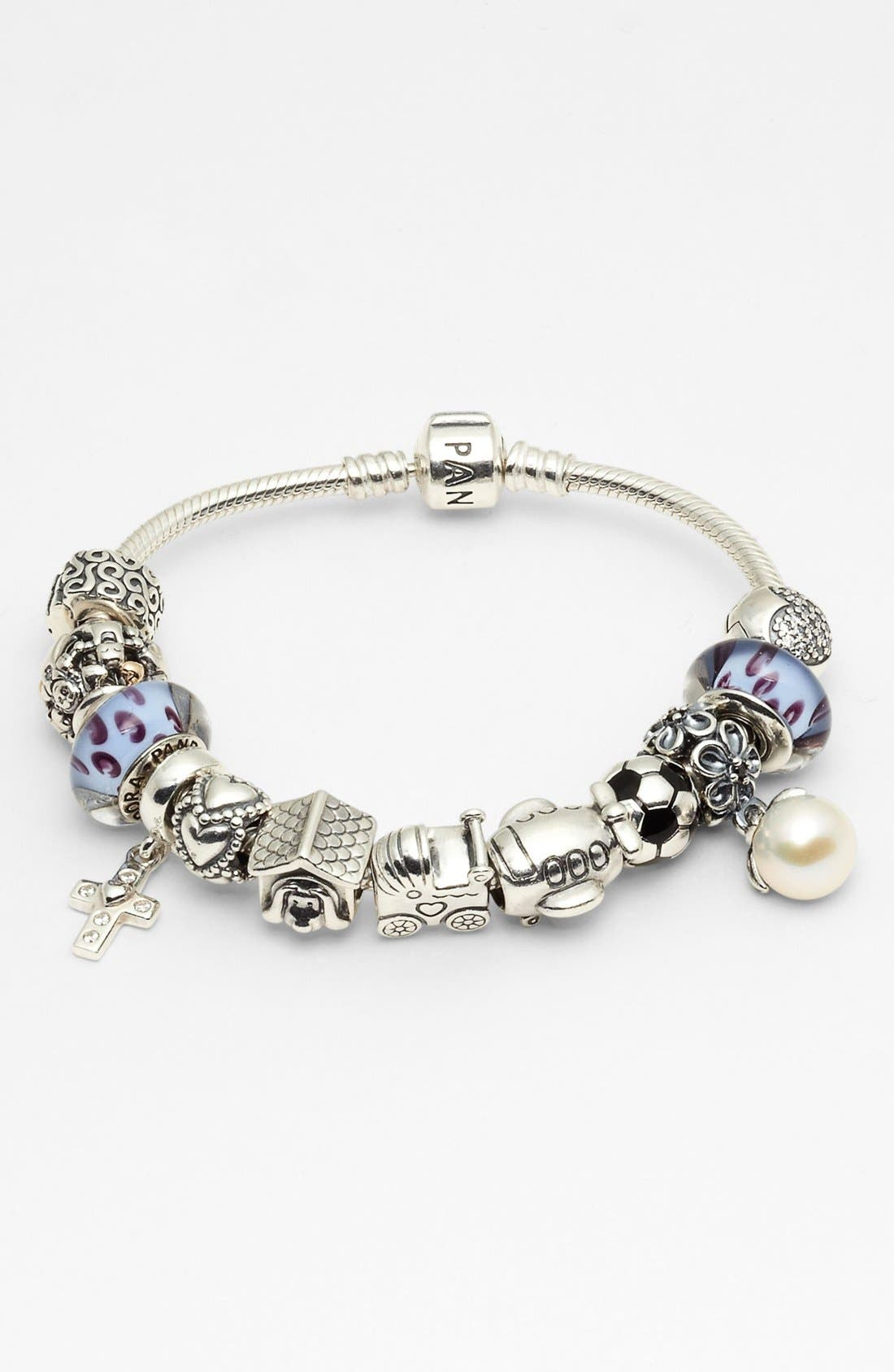 Alternate Image 2  - PANDORA Baby Carriage Charm